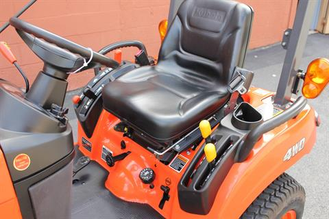 2010 Kubota BX1860 in Pittsfield, Massachusetts - Photo 6
