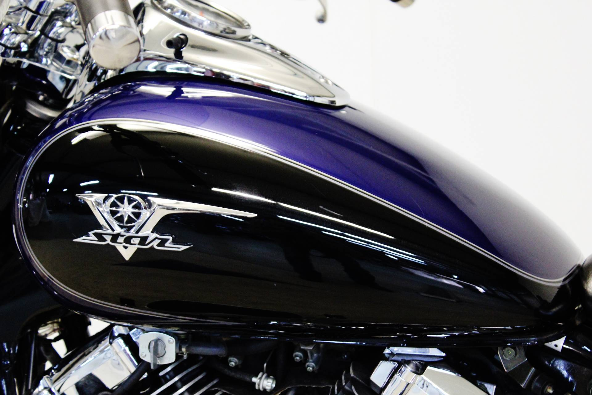 2007 Yamaha V Star® Silverado®  in Pittsfield, Massachusetts