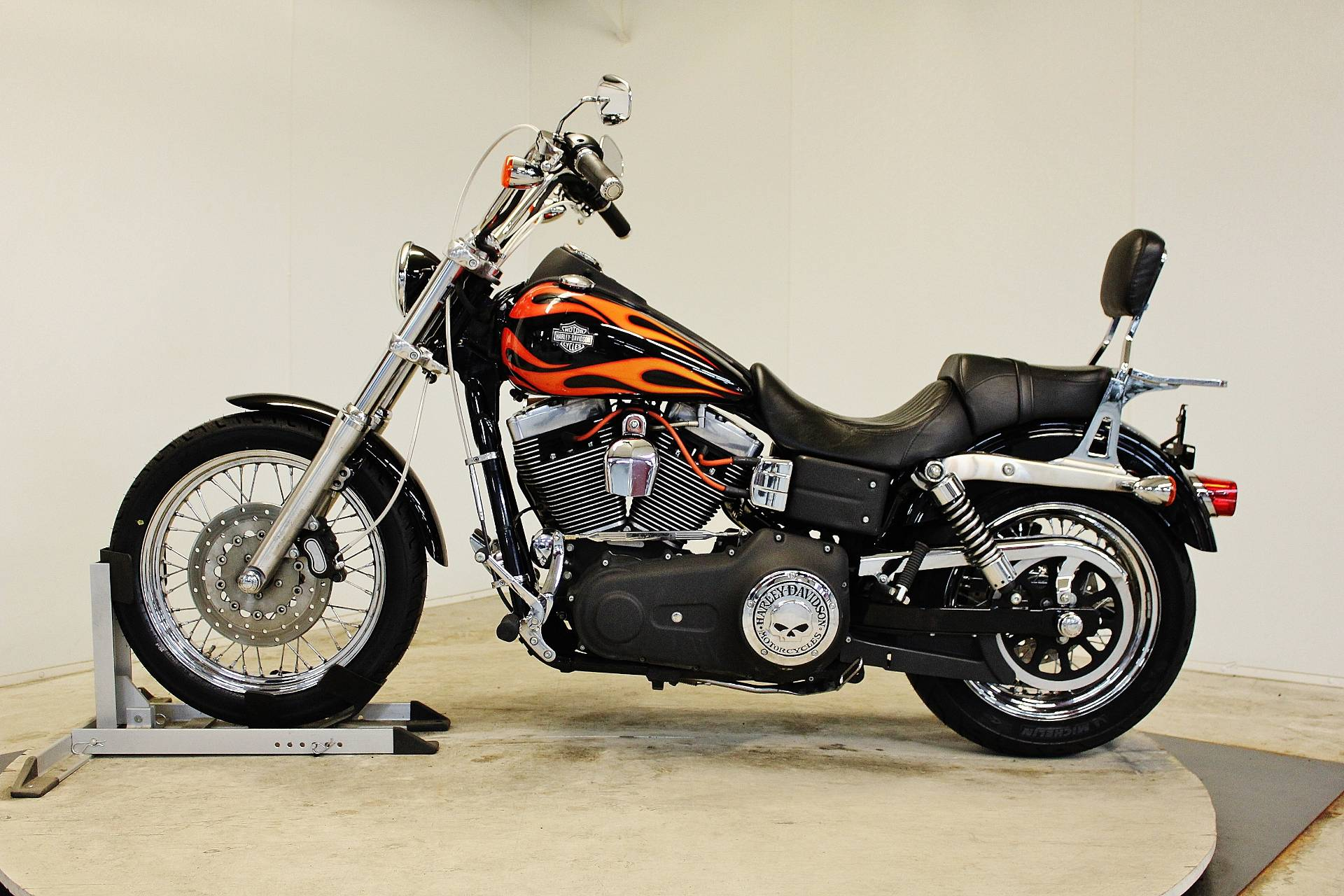 2008 Harley-Davidson Dyna® Street Bob® in Pittsfield, Massachusetts