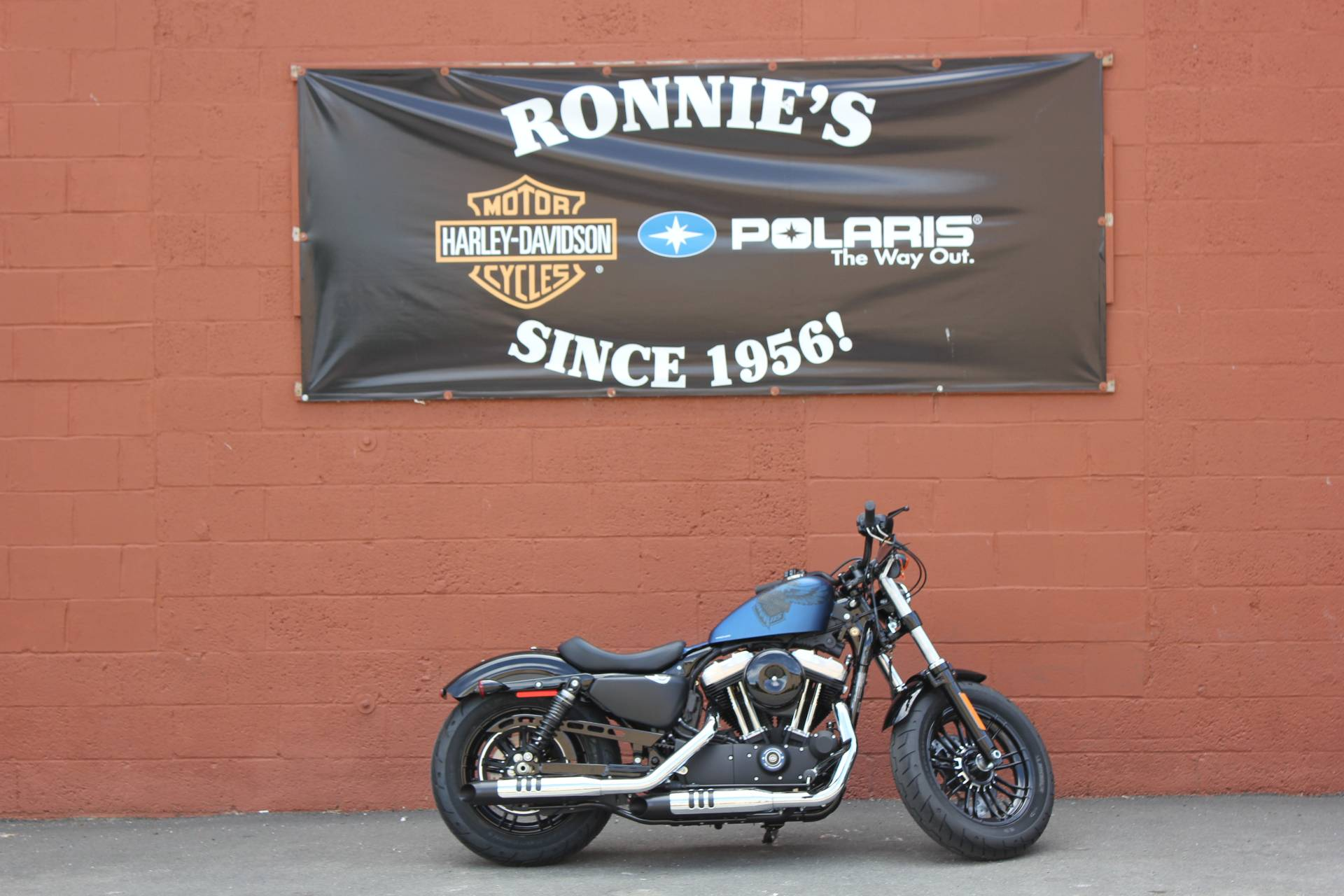 2018 Harley-Davidson 115th Anniversary Forty-Eight® in Pittsfield, Massachusetts - Photo 1