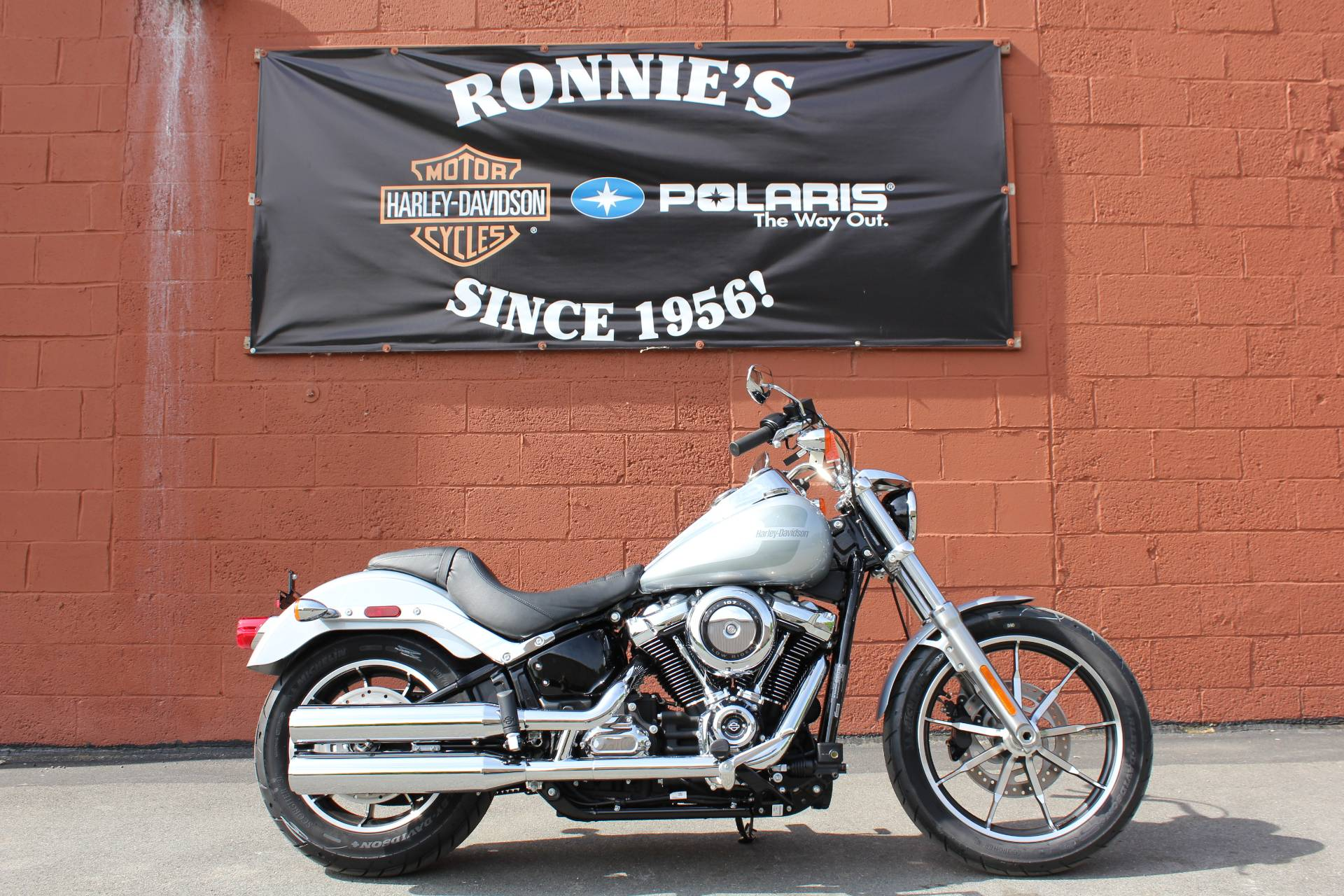 New 2019 Harley-Davidson Low Rider® Motorcycles in Adams, MA | Stock