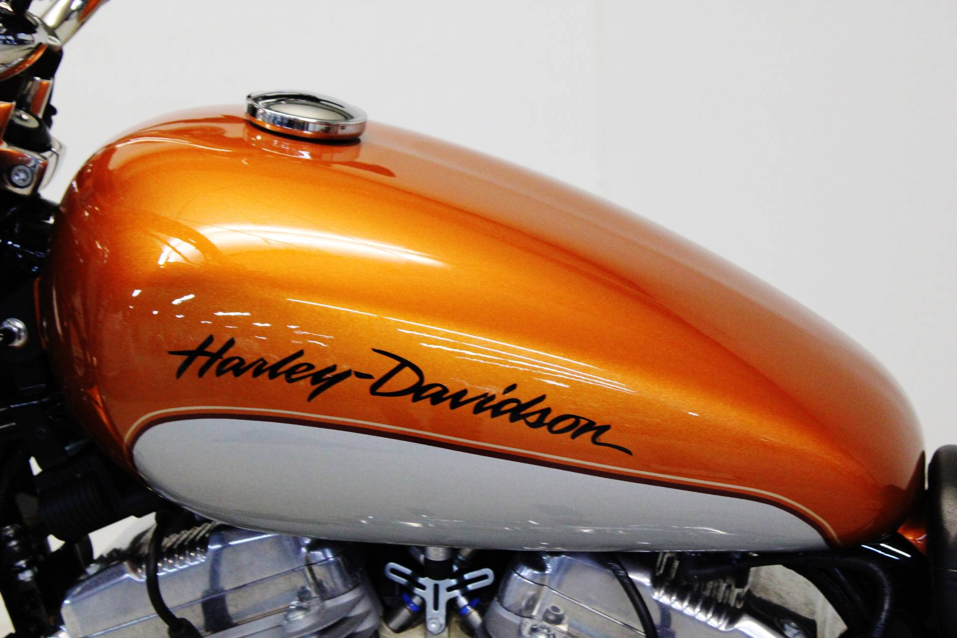 2014 Harley-Davidson Sportster® SuperLow® in Pittsfield, Massachusetts