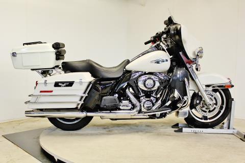 2011 Harley-Davidson FLHTP in Pittsfield, Massachusetts