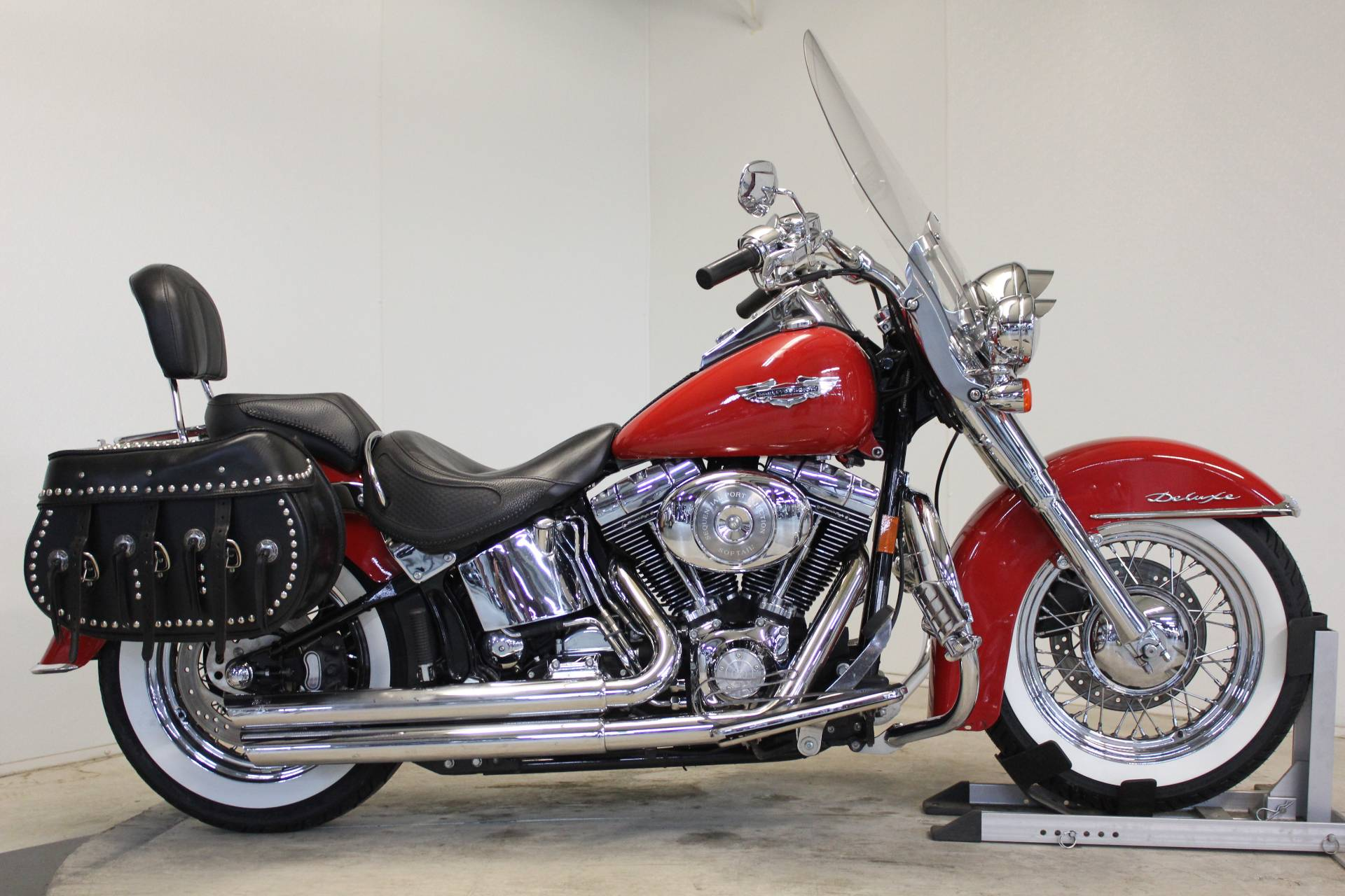 Harley Davidson Softail Deluxe >> 2006 Harley Davidson Softail Deluxe In Pittsfield Massachusetts