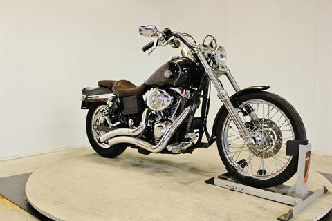 2005 Harley-Davidson FXDWG/FXDWGI Dyna Wide Glide® in Pittsfield, Massachusetts