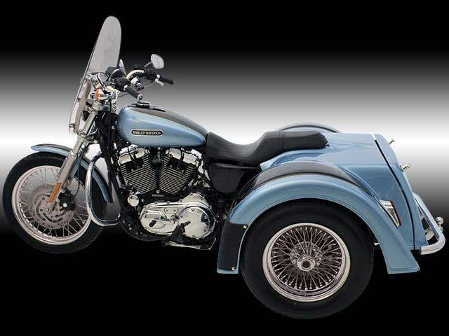 2014 Motor Trike GTX-Sportster in Pittsfield, Massachusetts