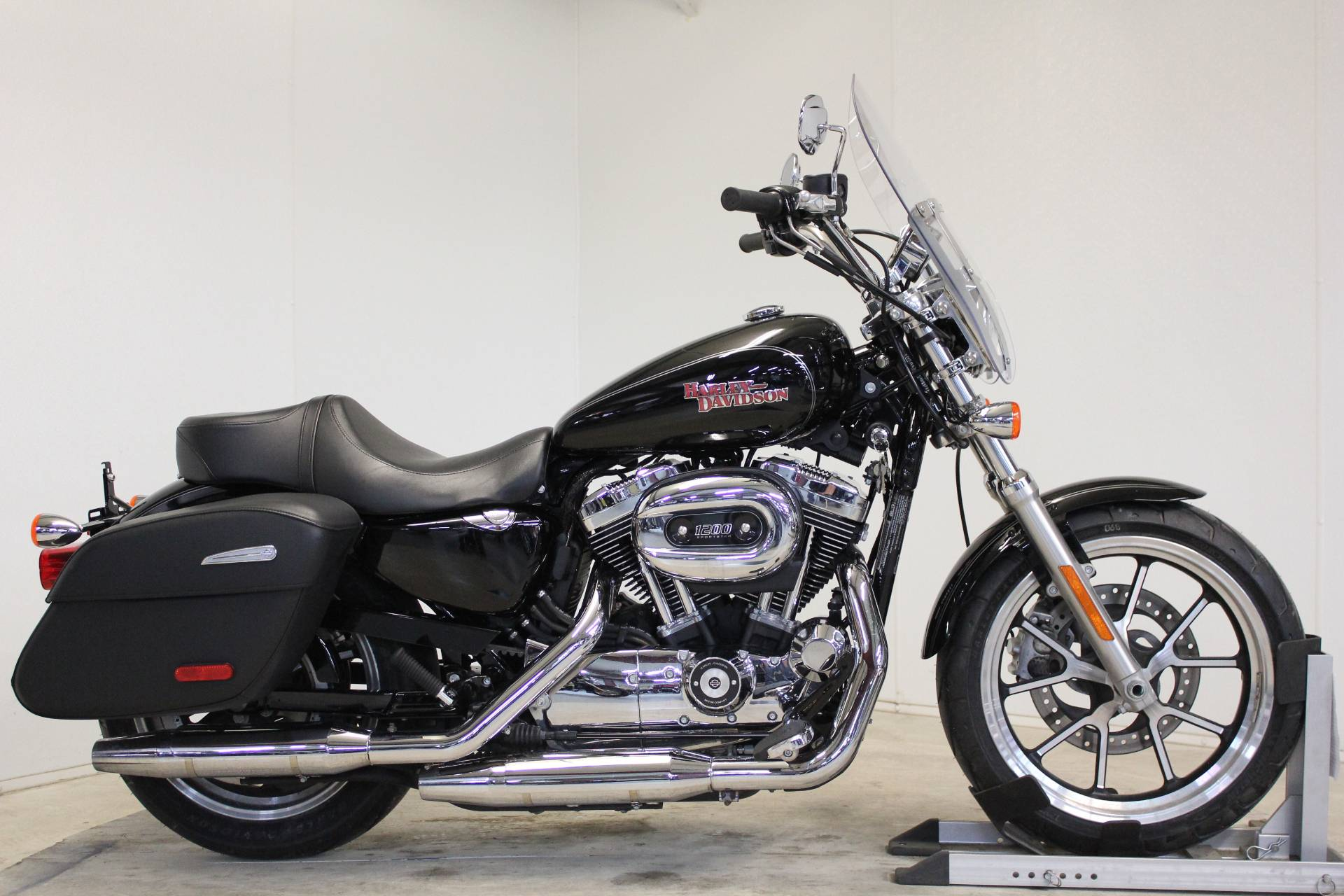 2016 Harley-Davidson SuperLow® 1200T in Pittsfield, Massachusetts - Photo 1