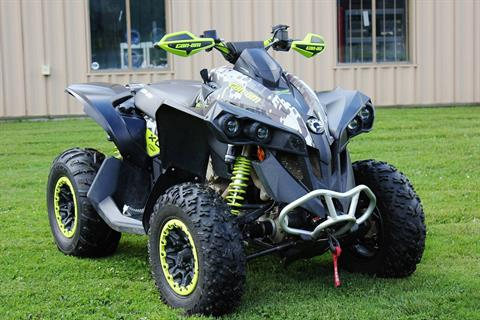 2016 Can-Am Renegade X xc 1000R in Pittsfield, Massachusetts