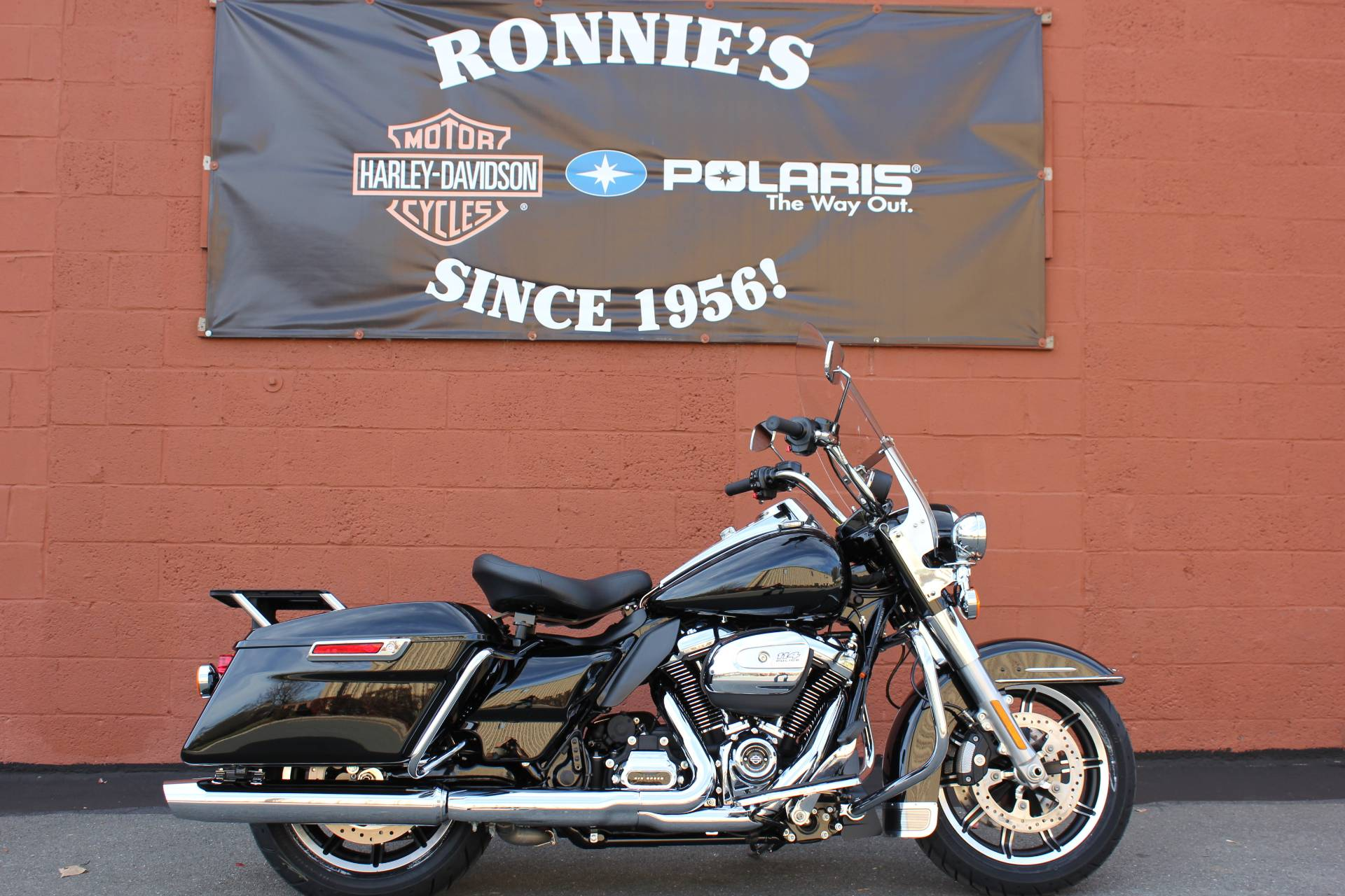 2020 Harley-Davidson Road King Police in Pittsfield, Massachusetts - Photo 3