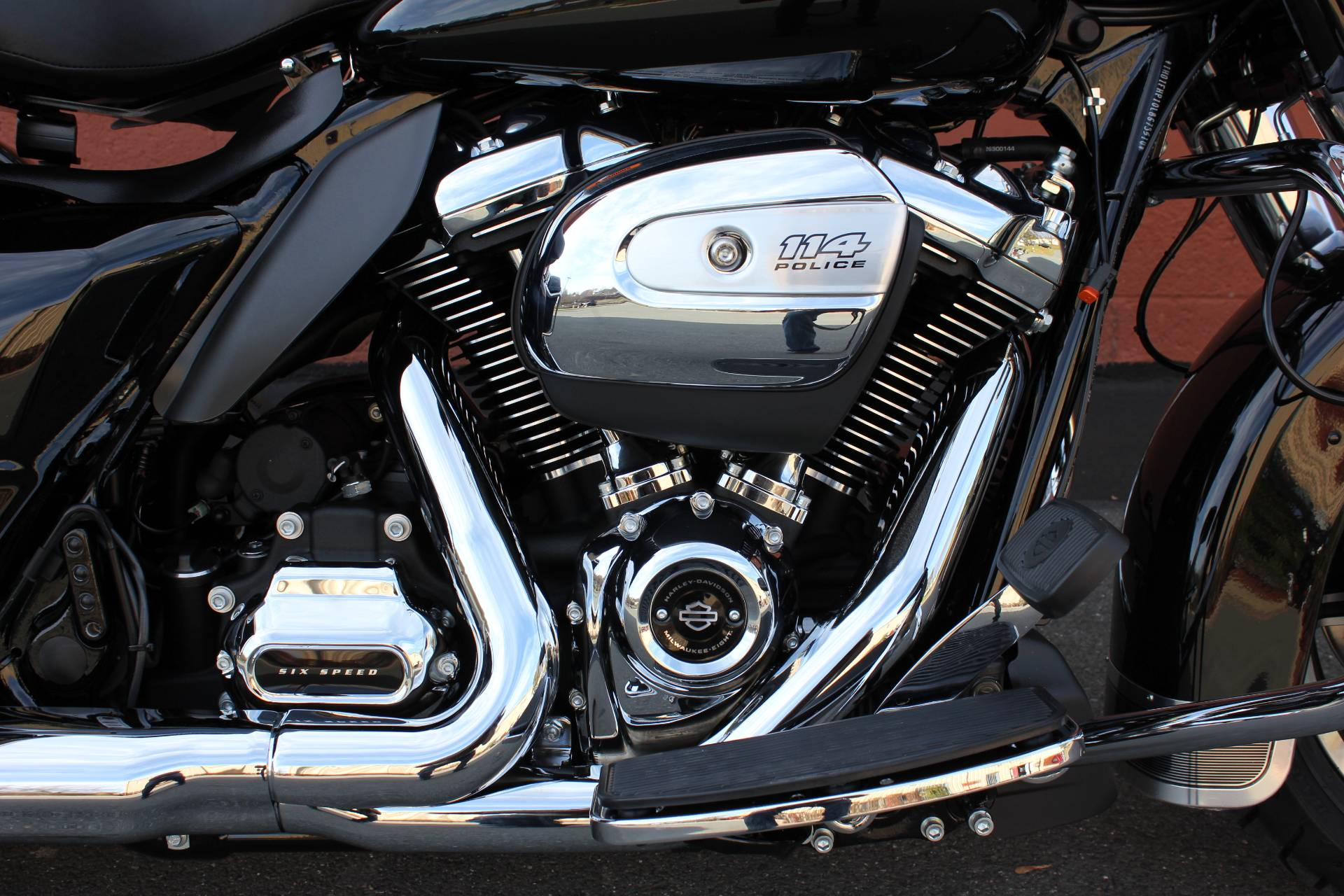 2020 Harley-Davidson Road King Police in Pittsfield, Massachusetts - Photo 4