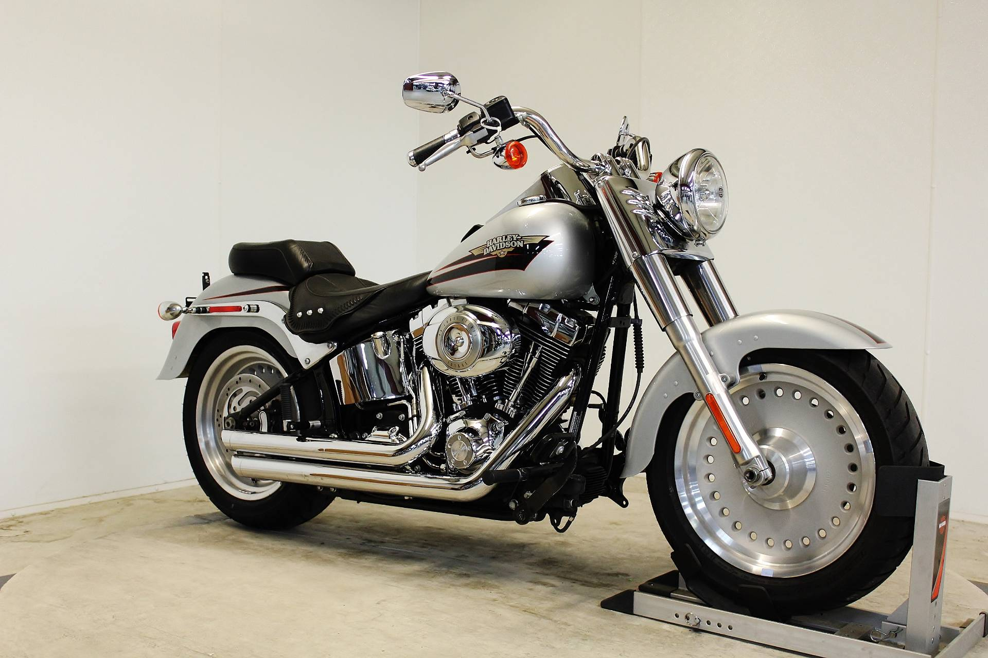 2010 Harley-Davidson Softail® Fat Boy® in Pittsfield, Massachusetts