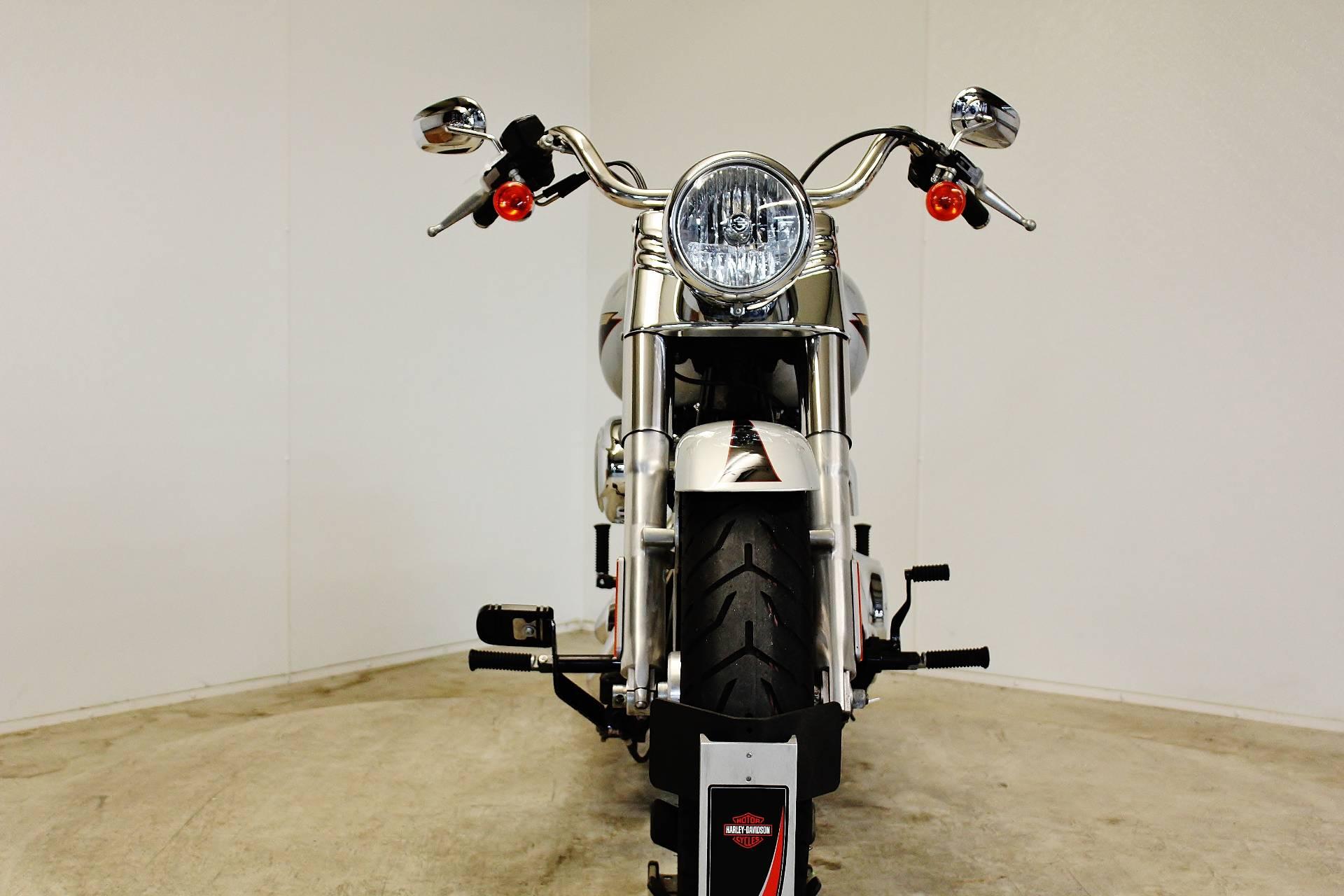 2010 Harley-Davidson Softail® Fat Boy® in Pittsfield, Massachusetts