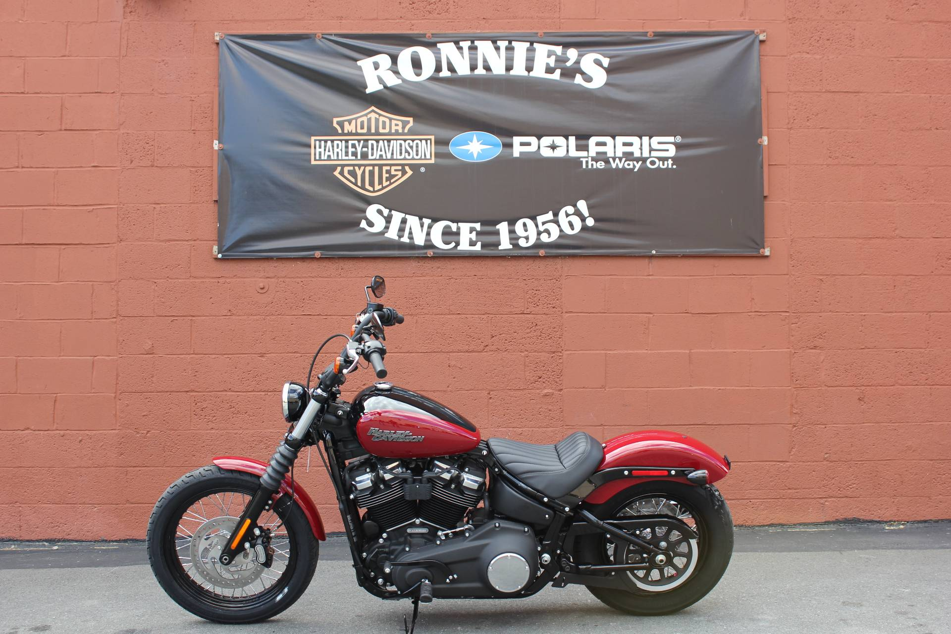 2020 Harley-Davidson Street Bob® in Pittsfield, Massachusetts - Photo 1