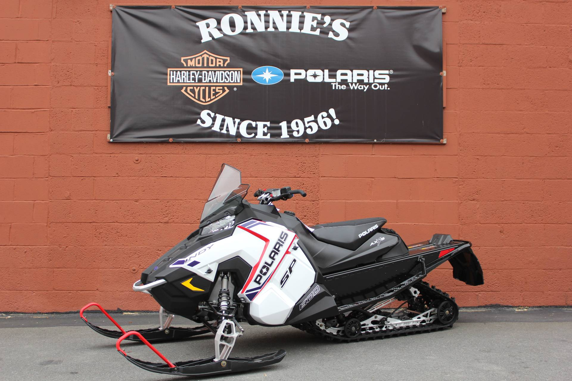 2020 Polaris 600 Indy SP 129 ES in Pittsfield, Massachusetts - Photo 1