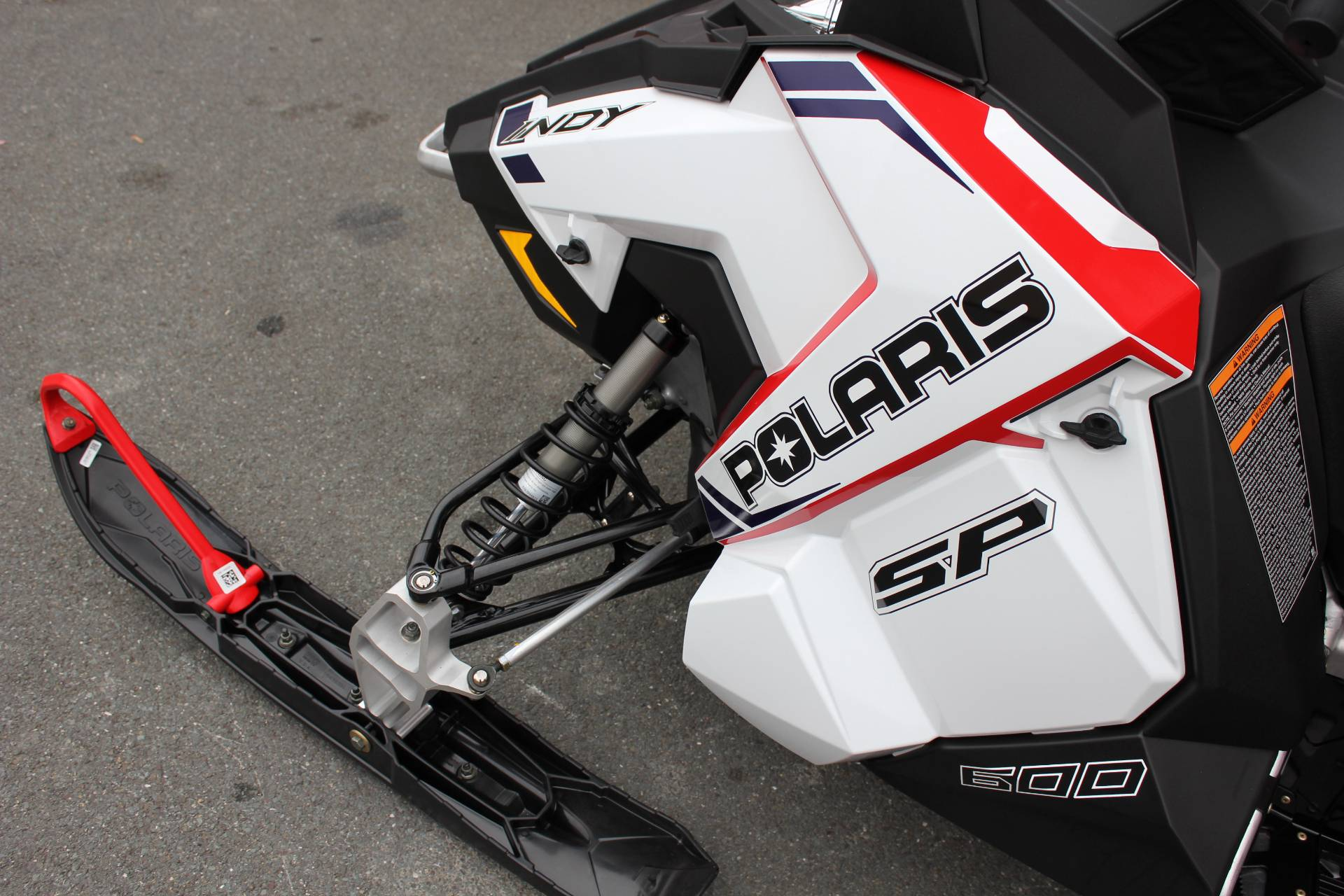 2020 Polaris 600 Indy SP 129 ES in Pittsfield, Massachusetts - Photo 3