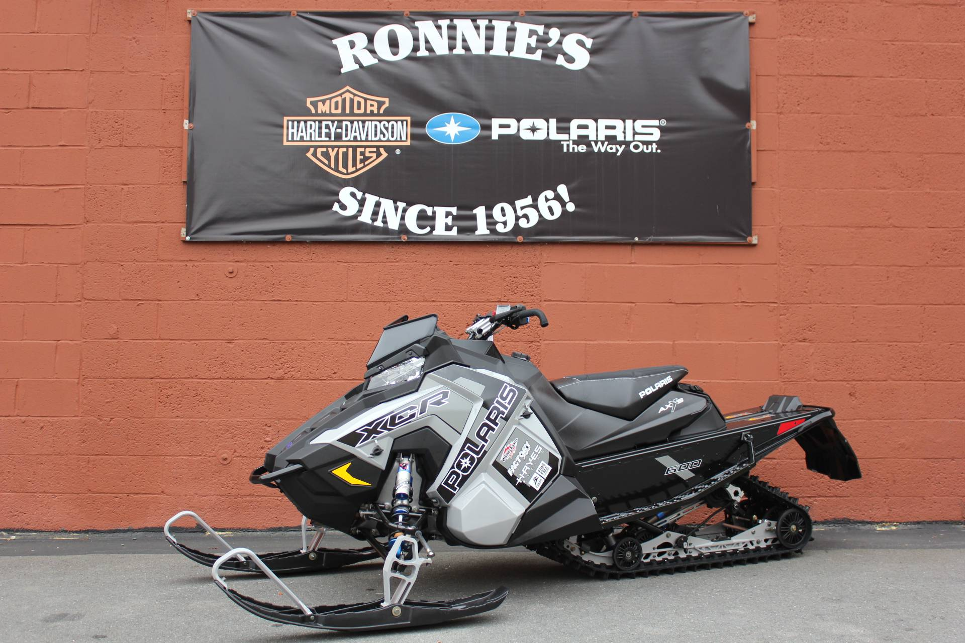 2020 Polaris 600 Indy XCR SC in Pittsfield, Massachusetts - Photo 1