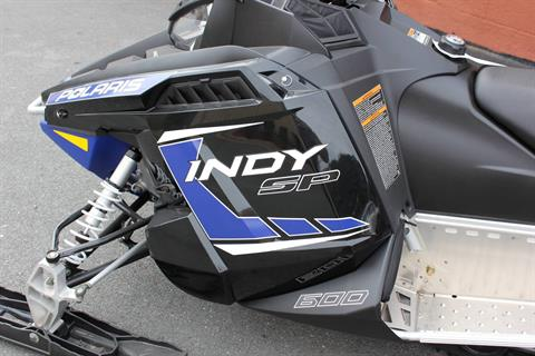 2018 Polaris 600 INDY SP ES in Pittsfield, Massachusetts - Photo 3