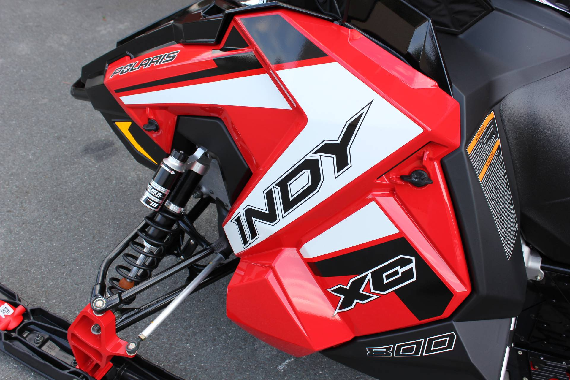 2019 Polaris 800 INDY XC 129 Snowcheck Select in Pittsfield, Massachusetts - Photo 2