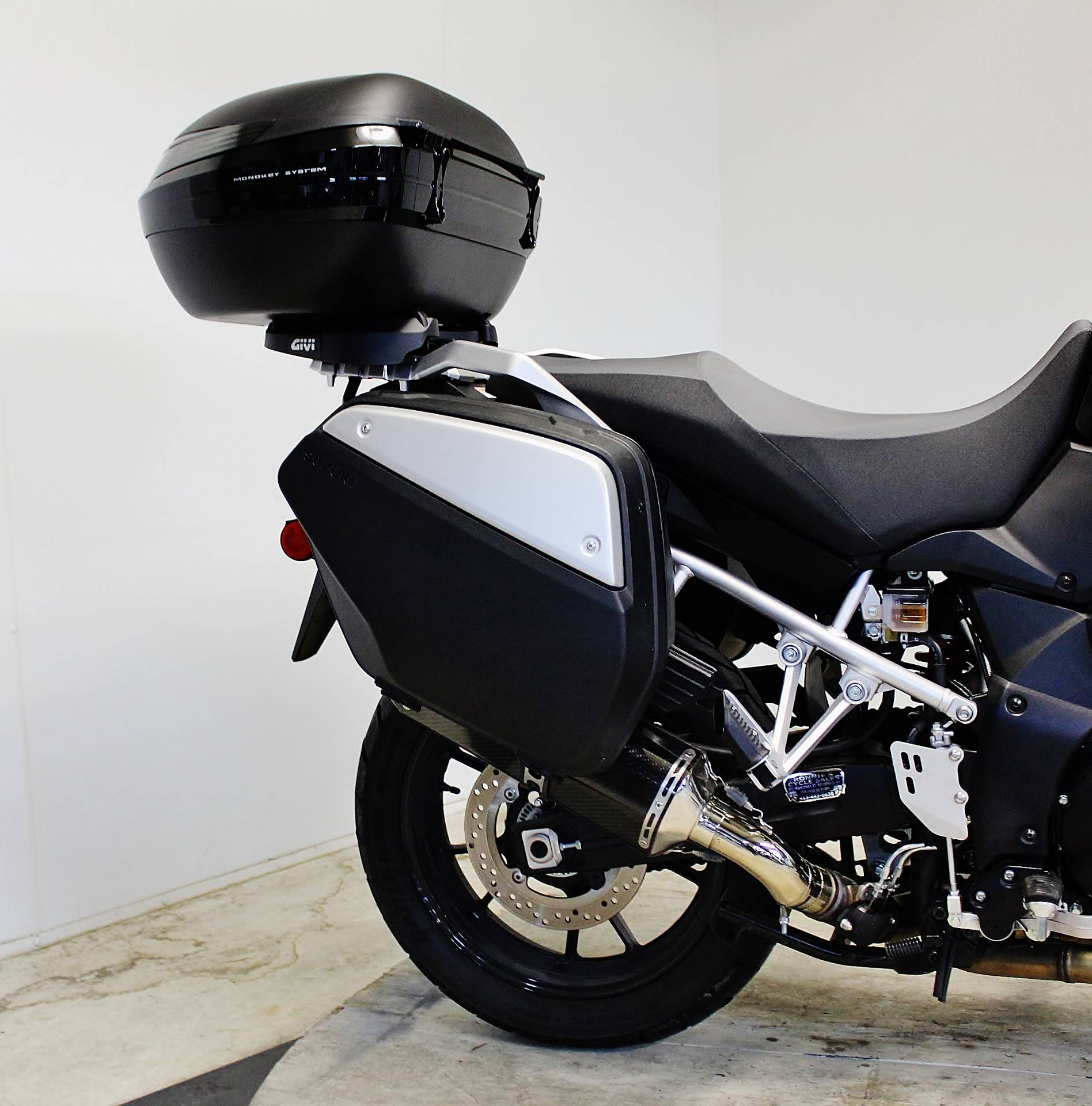 2014 Suzuki V-Strom 1000 ABS Adventure in Pittsfield, Massachusetts