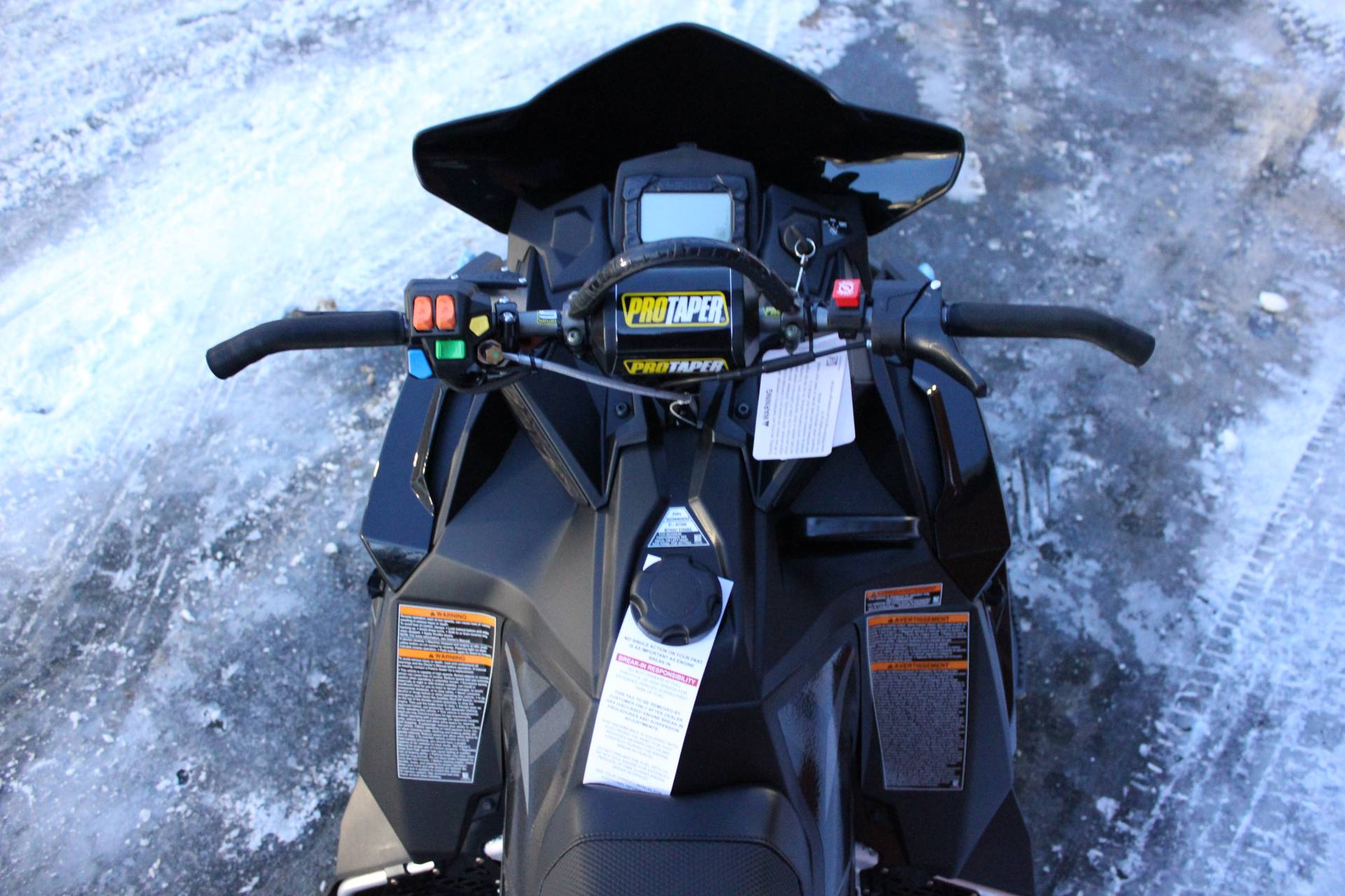 2020 Polaris 800 SKS 146 SC in Pittsfield, Massachusetts - Photo 4