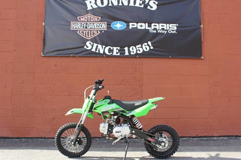 2021 SSR Motorsports SR125 in Pittsfield, Massachusetts - Photo 1