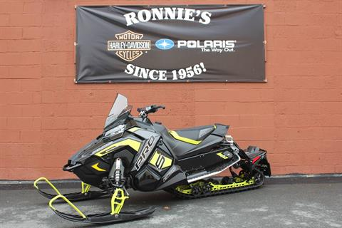 2019 Polaris 800 Switchback Pro-S SnowCheck Select in Pittsfield, Massachusetts - Photo 1