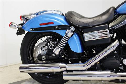 2011 Harley-Davidson Dyna® Street Bob® in Pittsfield, Massachusetts - Photo 9