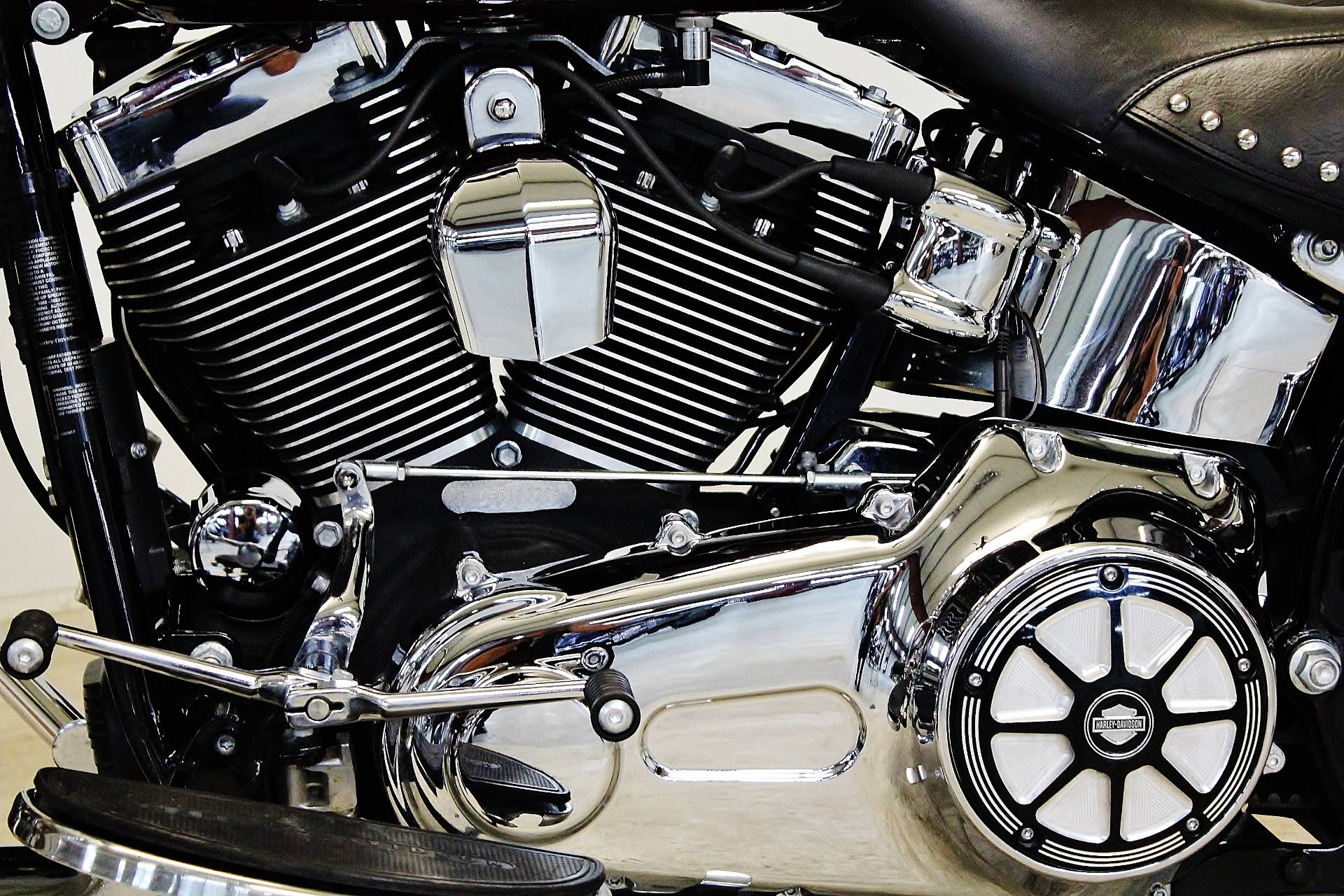 2015 Harley-Davidson Heritage Softail® Classic in Pittsfield, Massachusetts