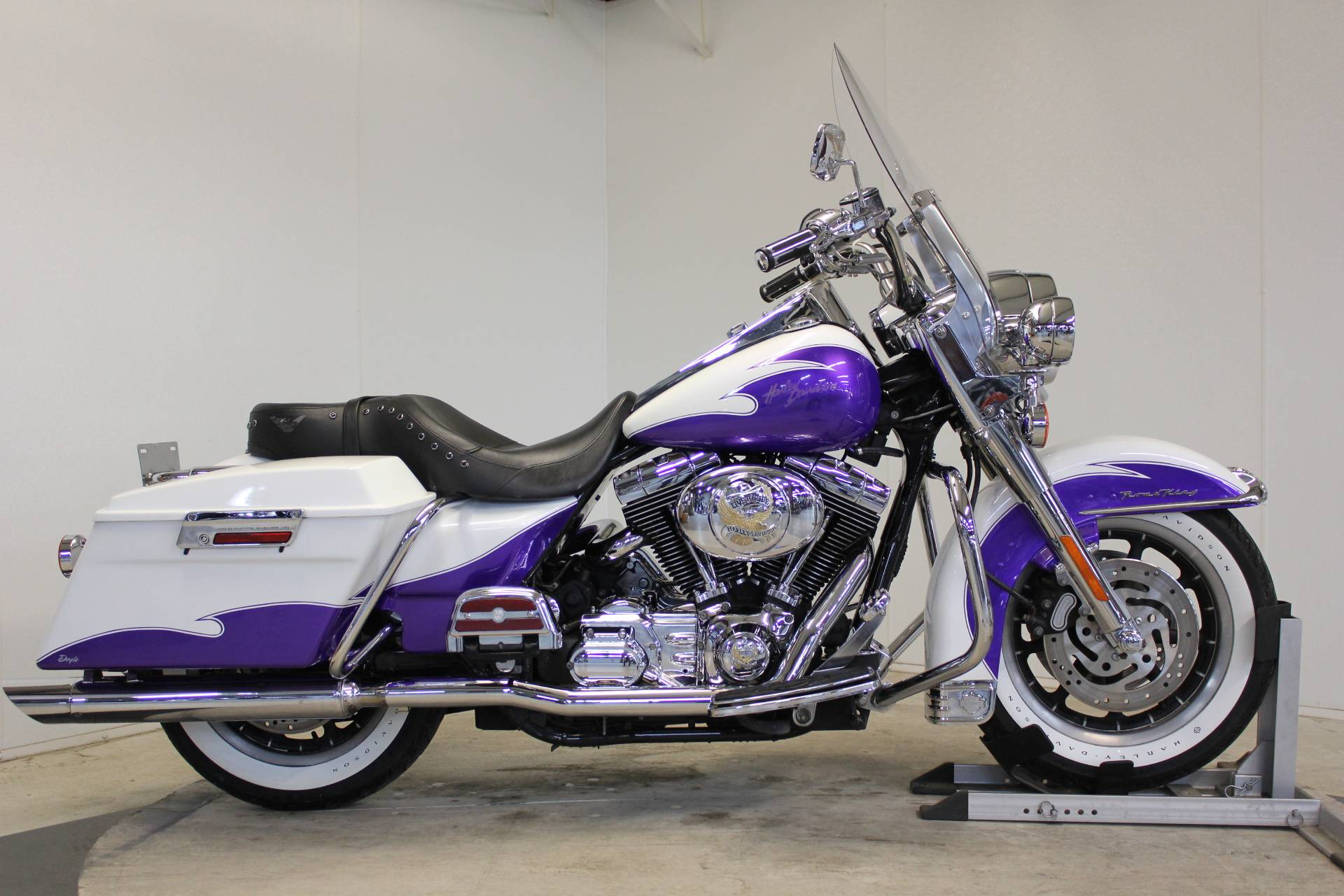 2002 Harley-Davidson FLHR/FLHRI Road King® in Pittsfield, Massachusetts - Photo 1