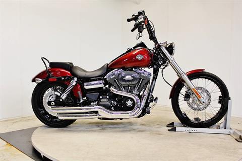 2016 Harley-Davidson Wide Glide® in Pittsfield, Massachusetts