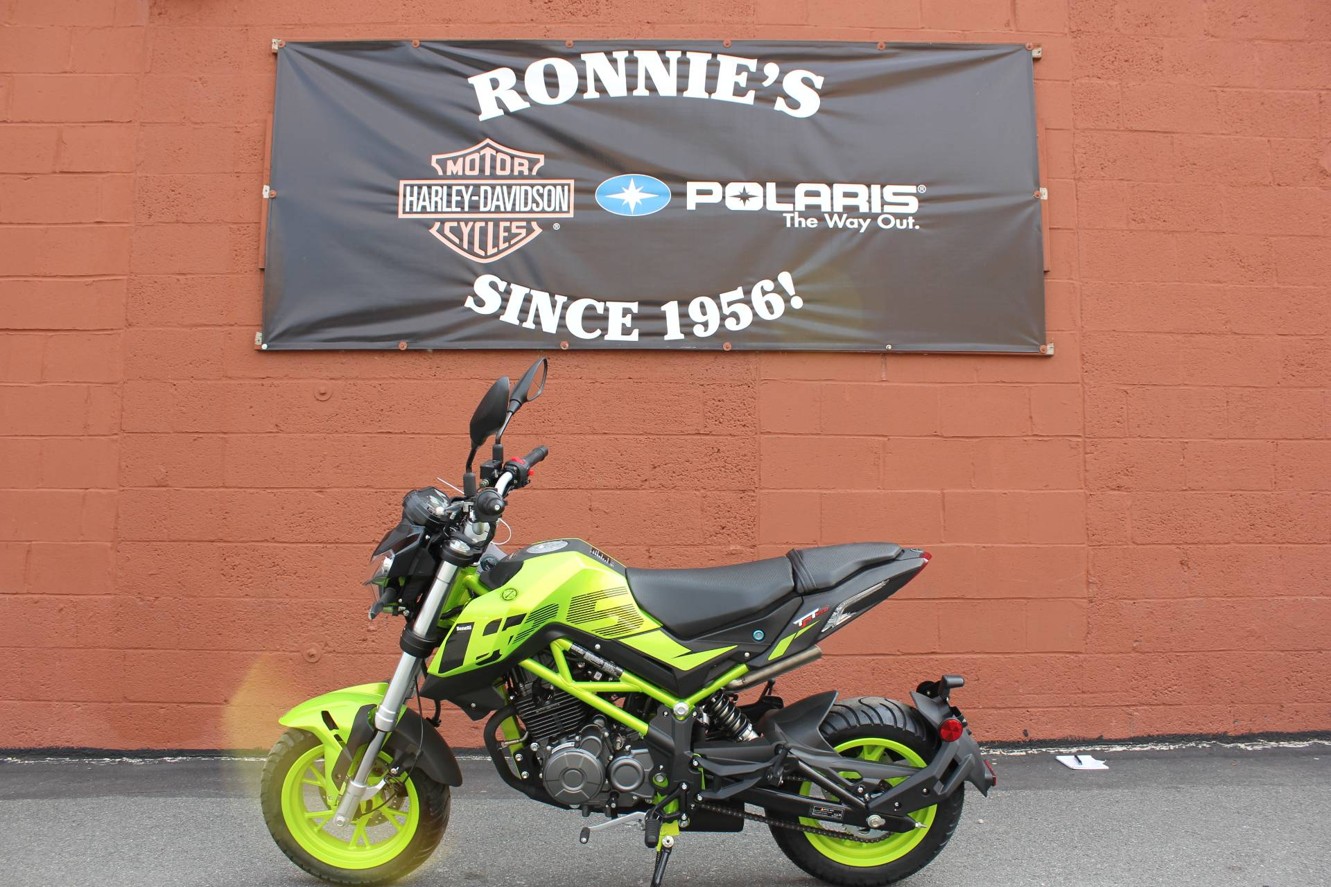 2021 Benelli TNT135 in Pittsfield, Massachusetts - Photo 1