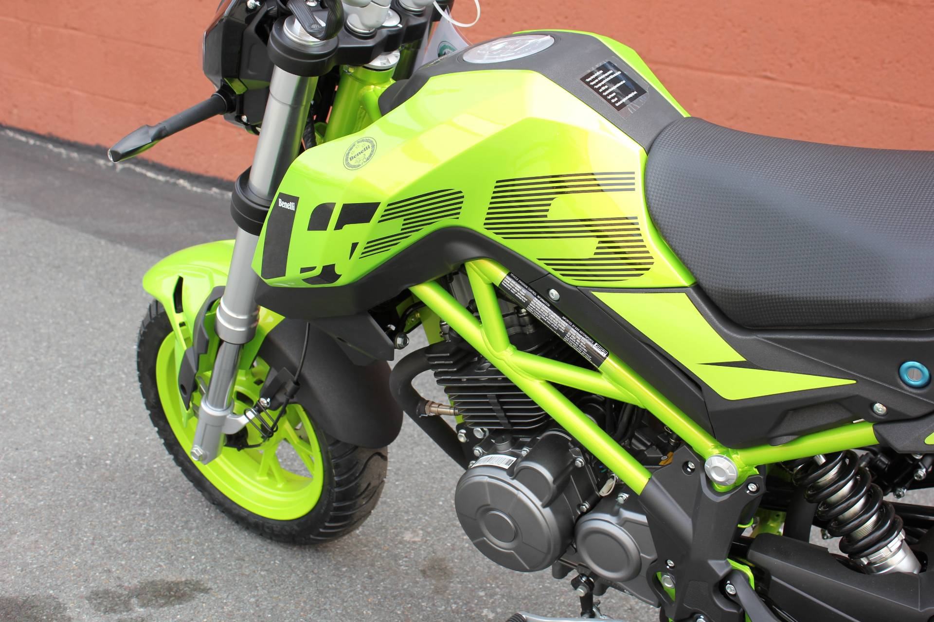 2021 Benelli TNT135 in Pittsfield, Massachusetts - Photo 3