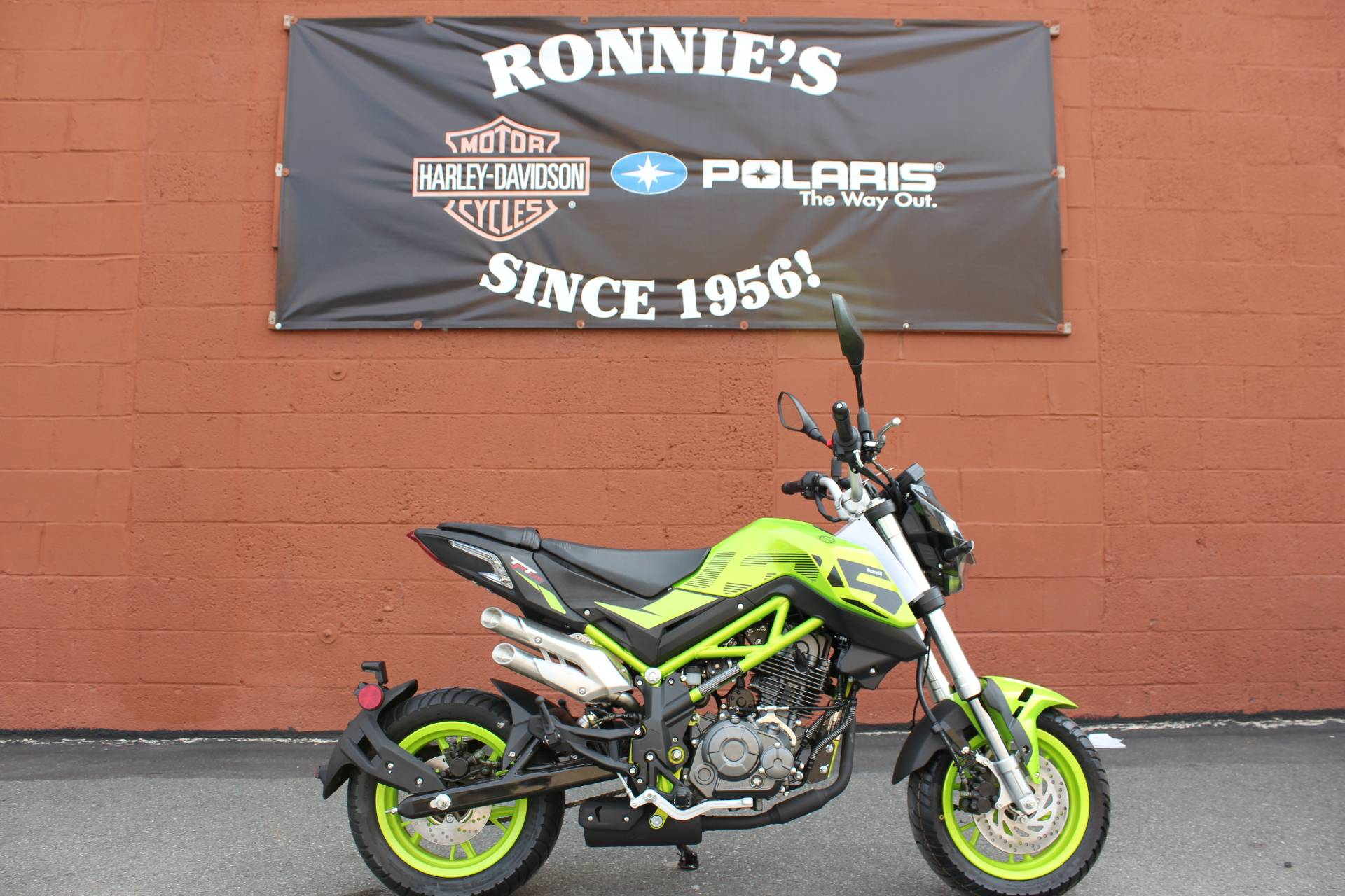2021 Benelli TNT135 in Pittsfield, Massachusetts - Photo 5