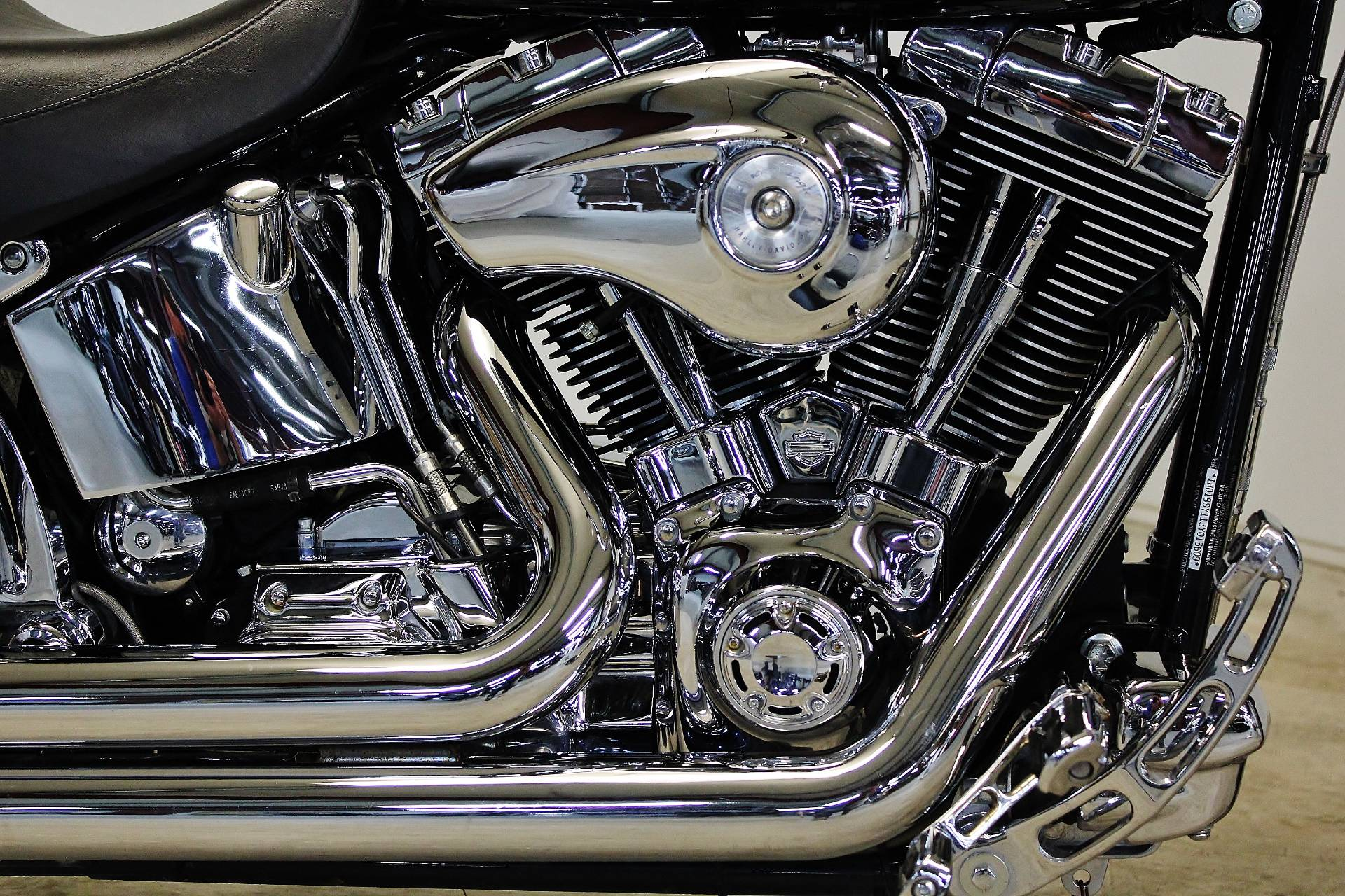2003 Harley-Davidson FXSTD/FXSTDI Softail®  Deuce™ in Pittsfield, Massachusetts