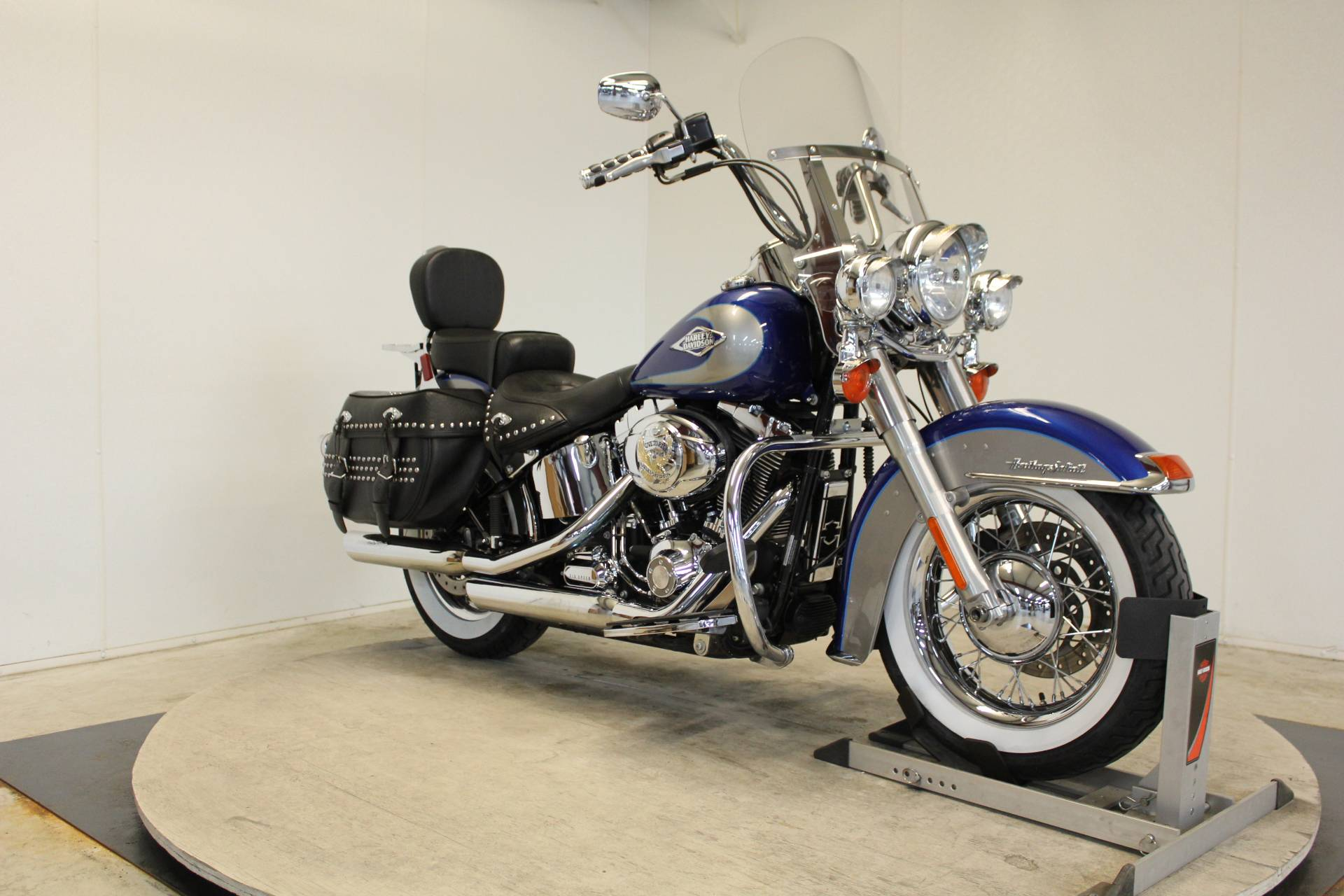 2009 Harley-Davidson Heritage Softail® Classic in Pittsfield, Massachusetts