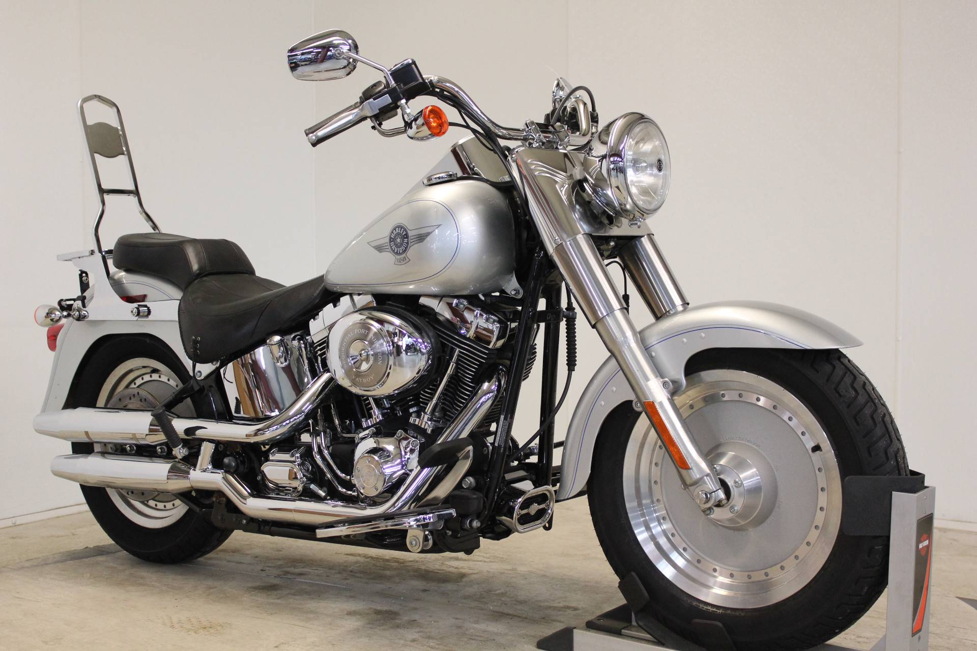 2006 Harley-Davidson Fat Boy® in Pittsfield, Massachusetts