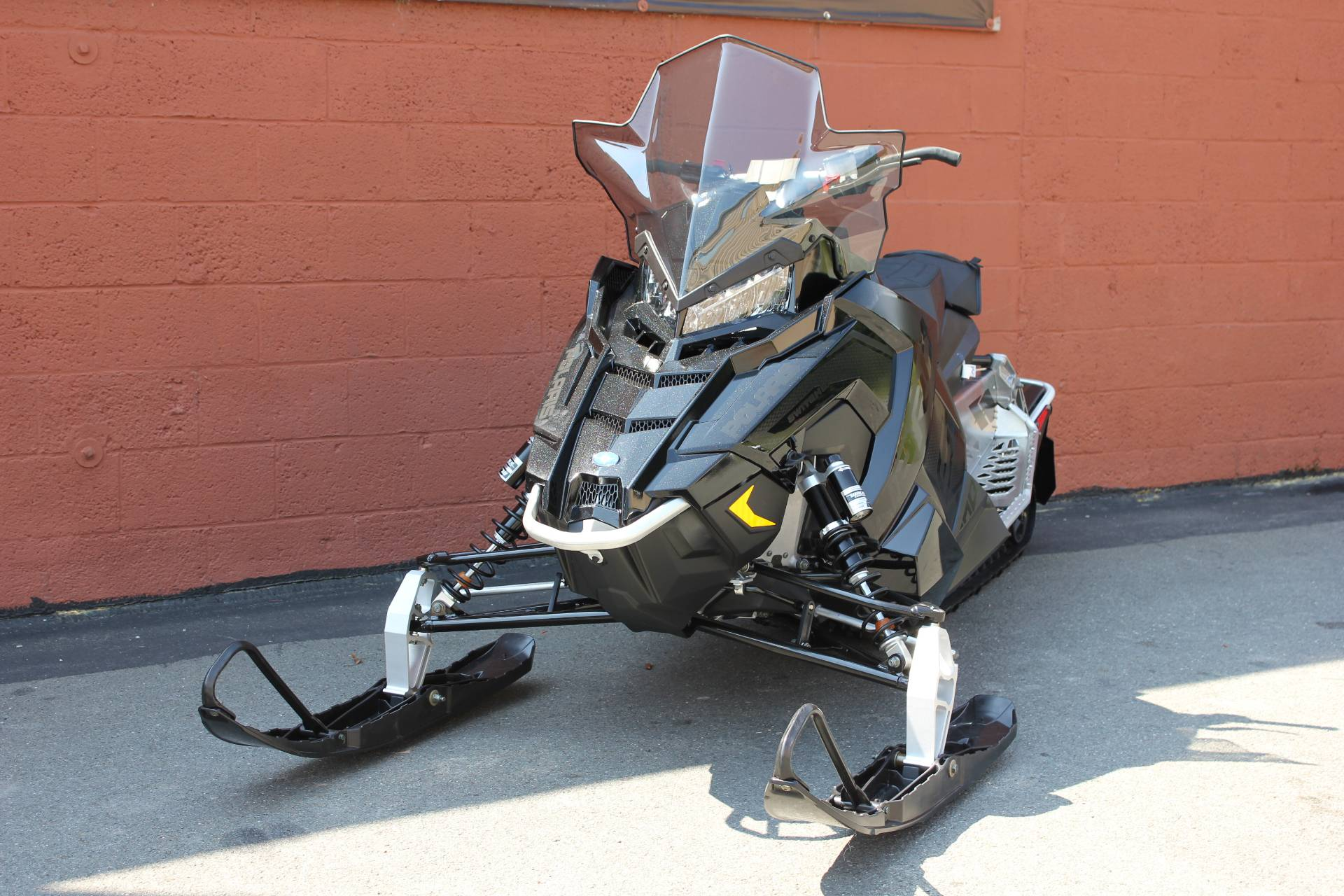 2019 Polaris 600 Switchback Pro-S SnowCheck Select in Pittsfield, Massachusetts - Photo 2