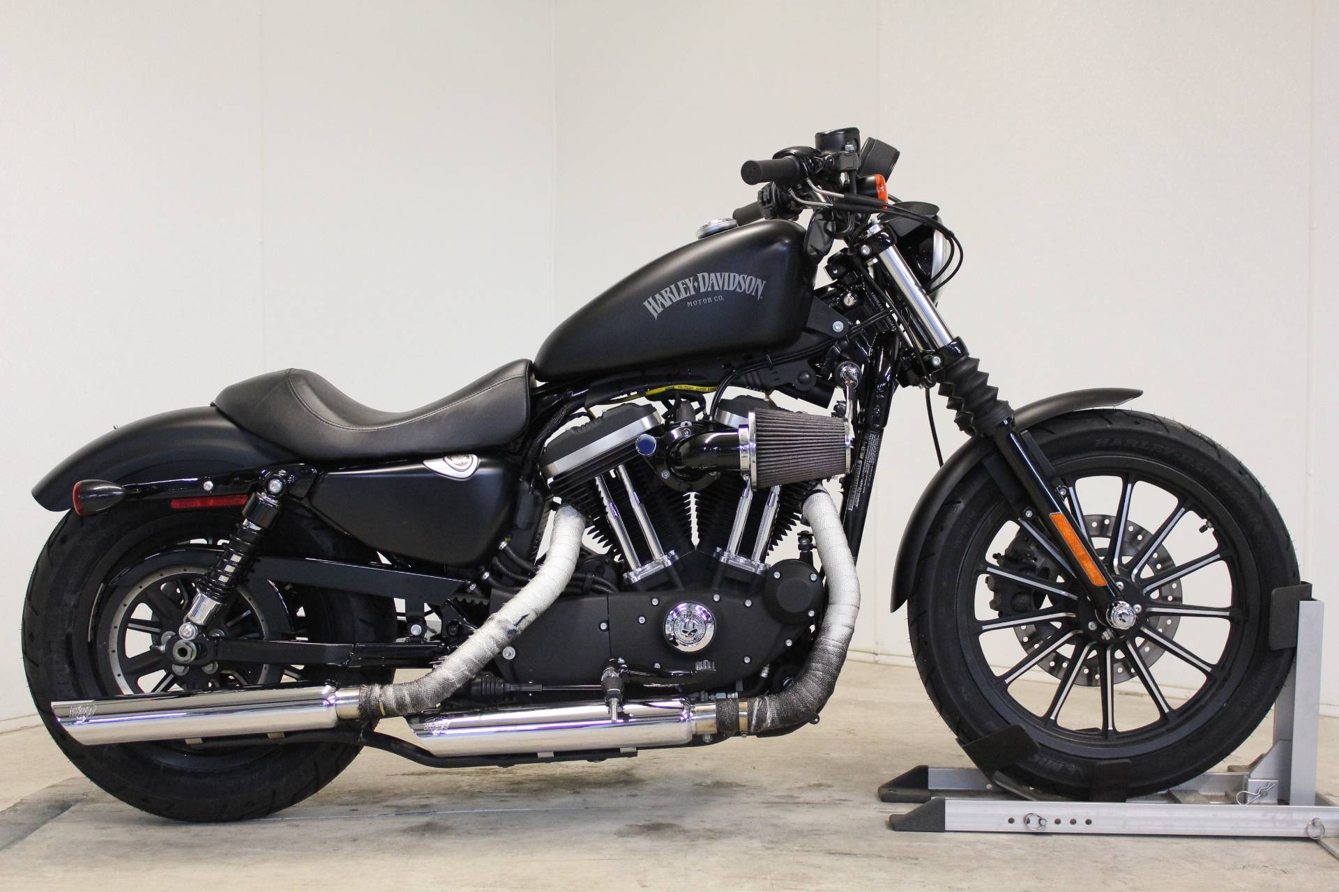 2014 Harley-Davidson Sportster® Iron 883™ in Pittsfield, Massachusetts - Photo 1