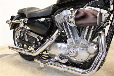 2009 Harley-Davidson Sportster 883 Low in Pittsfield, Massachusetts
