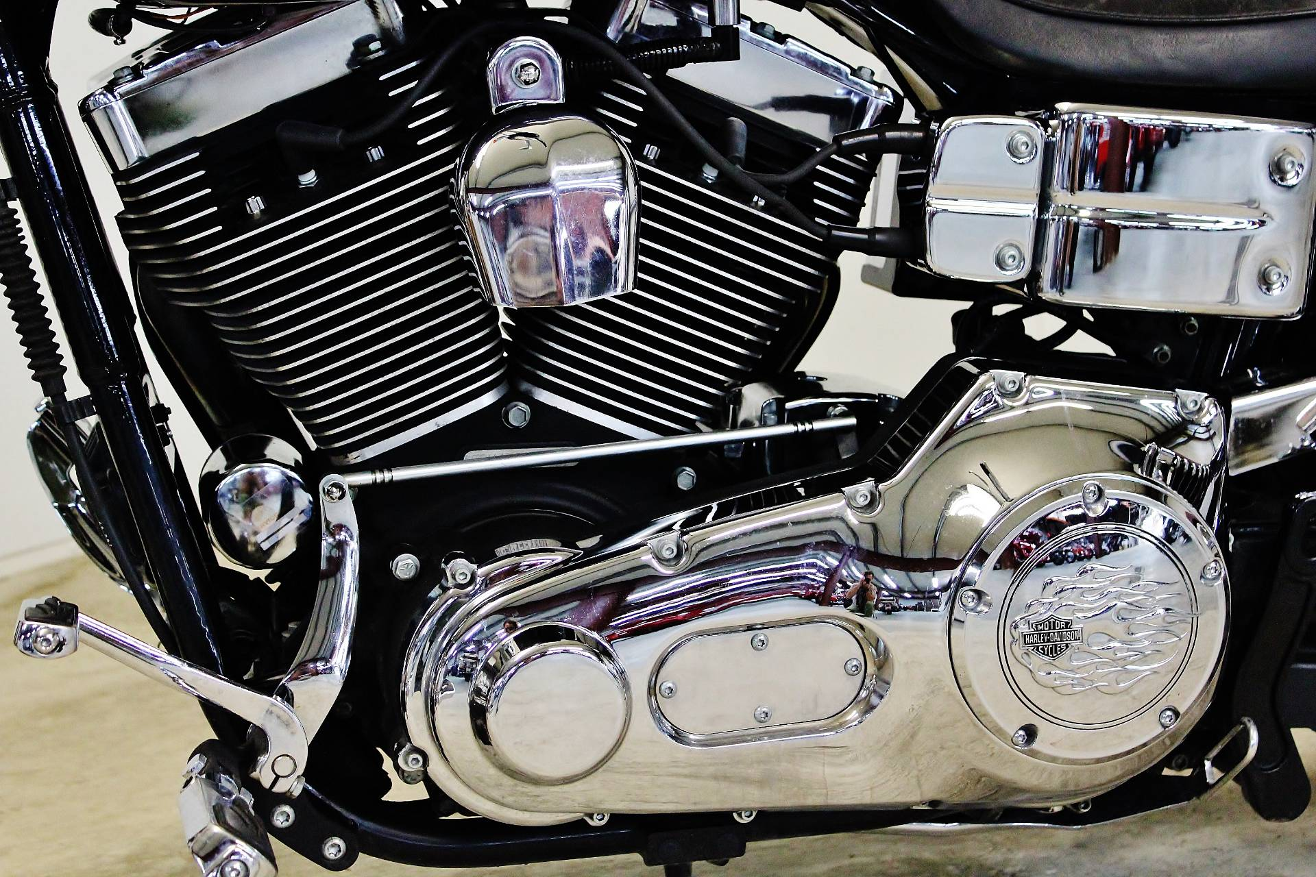 2004 Harley-Davidson FXDWG/FXDWGI Dyna Wide Glide® in Pittsfield, Massachusetts