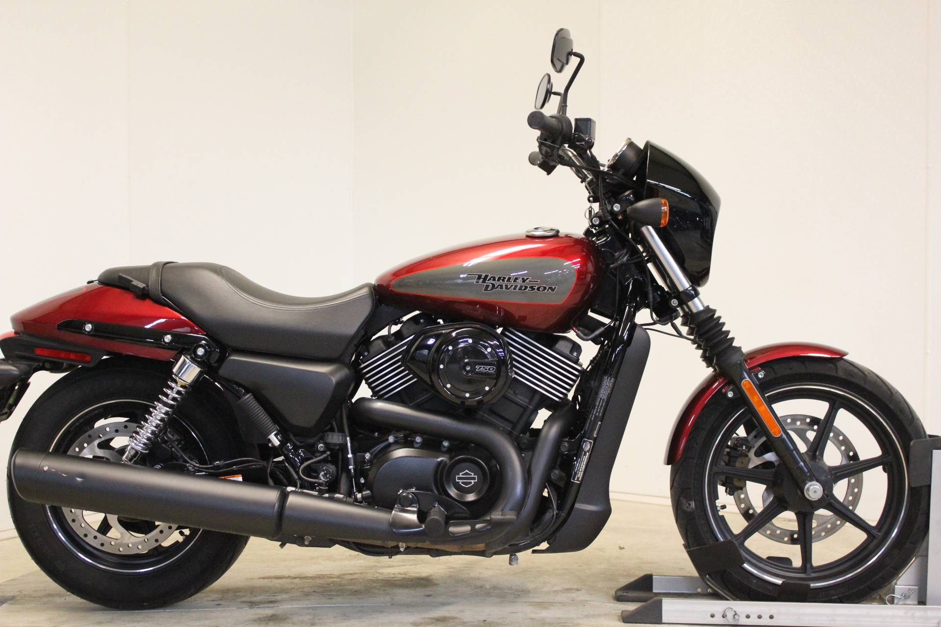 2017 Harley-Davidson Street 750 1