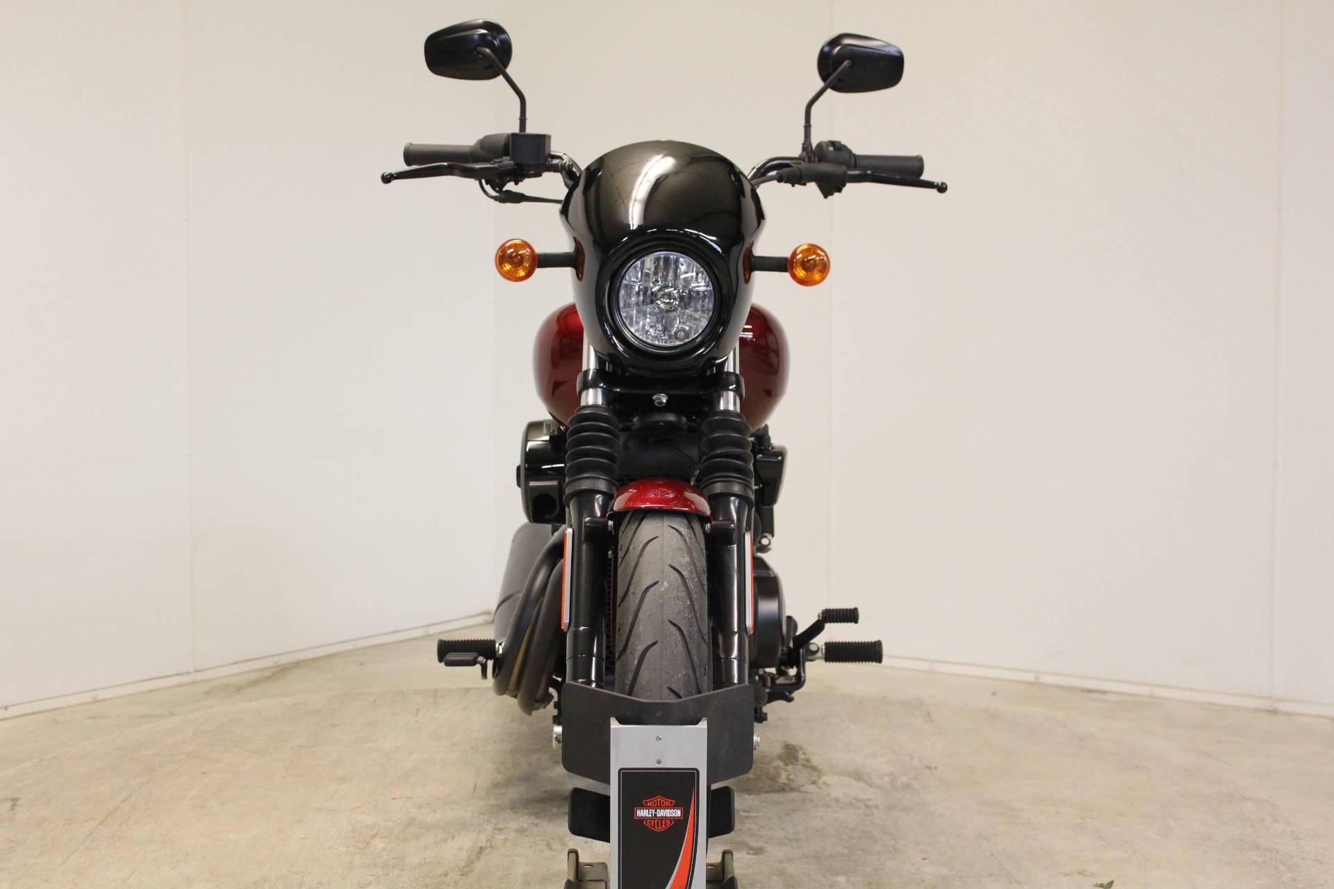 2017 Harley-Davidson Street 750 3