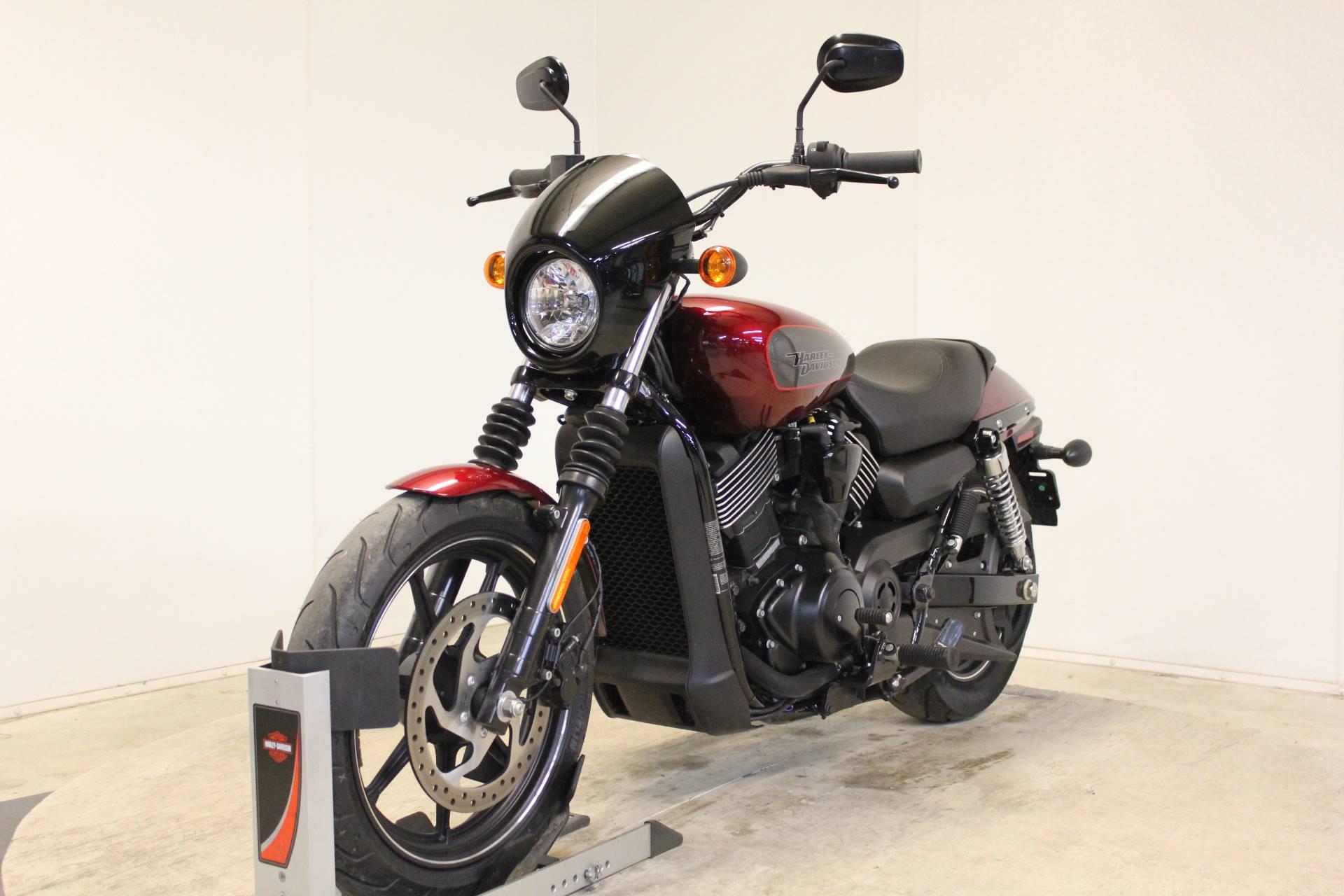 2017 Harley-Davidson Street 750 4