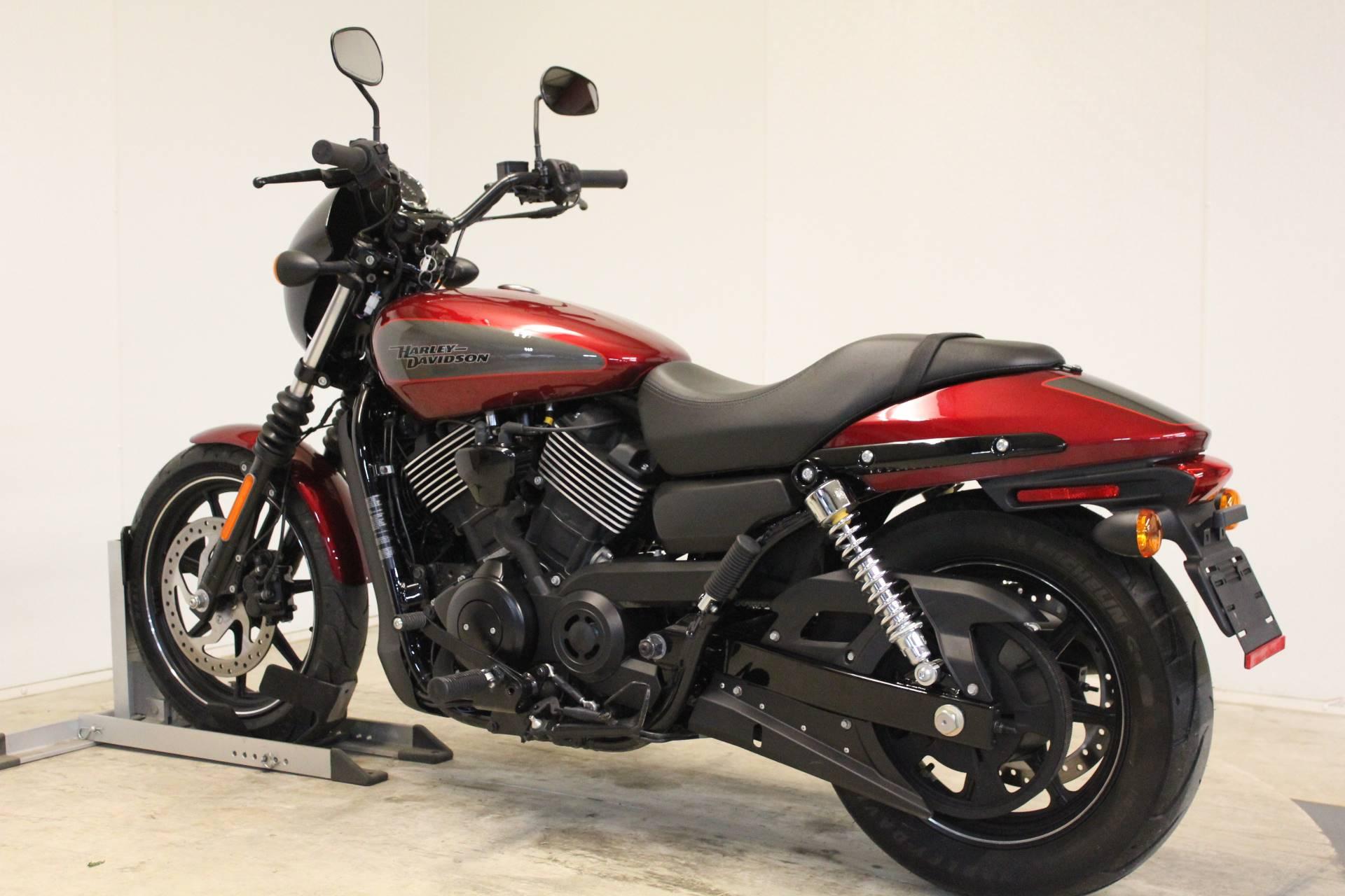 2017 Harley-Davidson Street 750 6