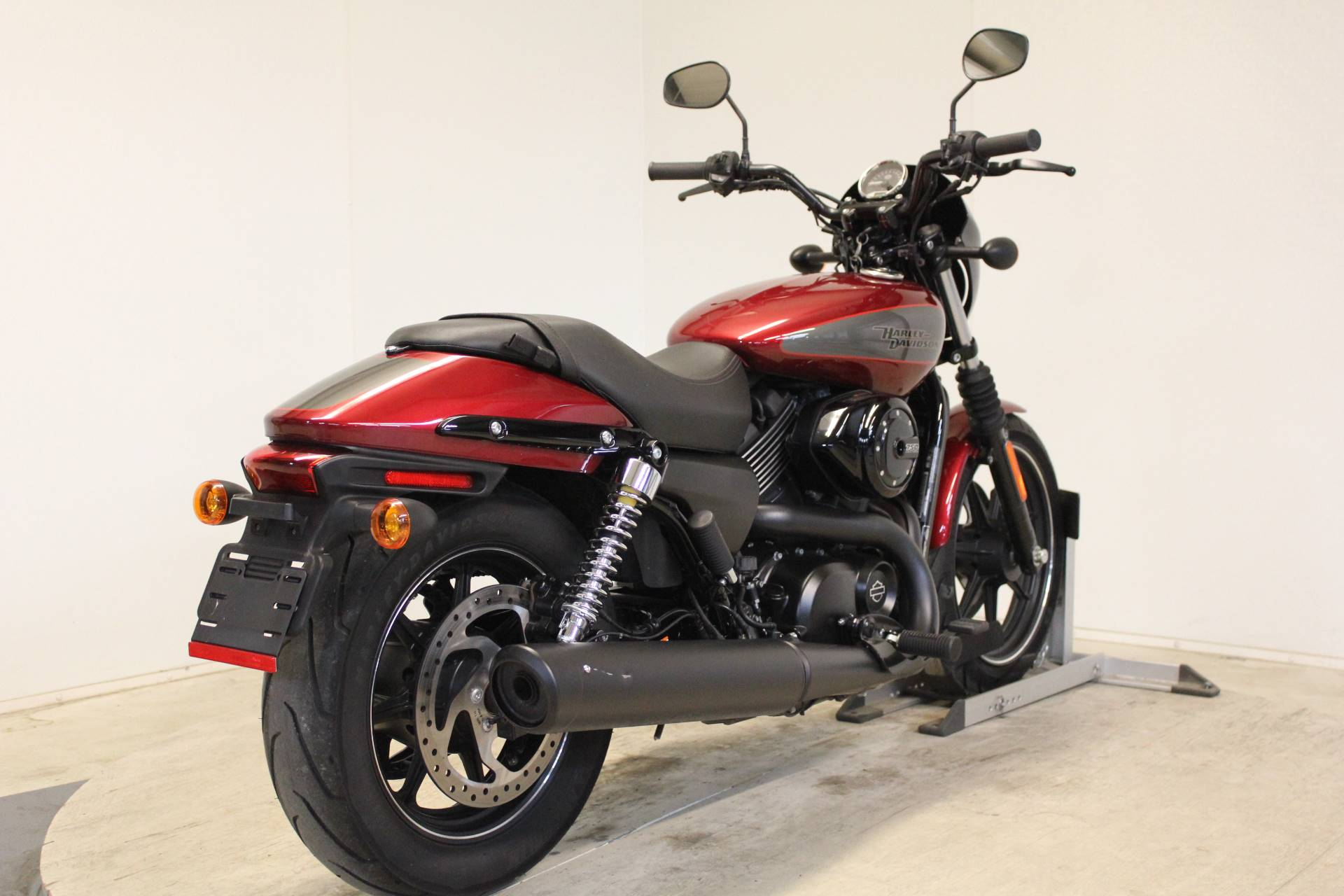 2017 Harley-Davidson Street 750 8