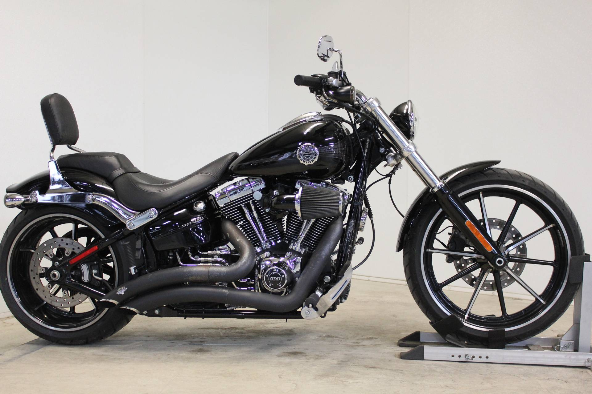 2014 Harley-Davidson Breakout® in Pittsfield, Massachusetts - Photo 1