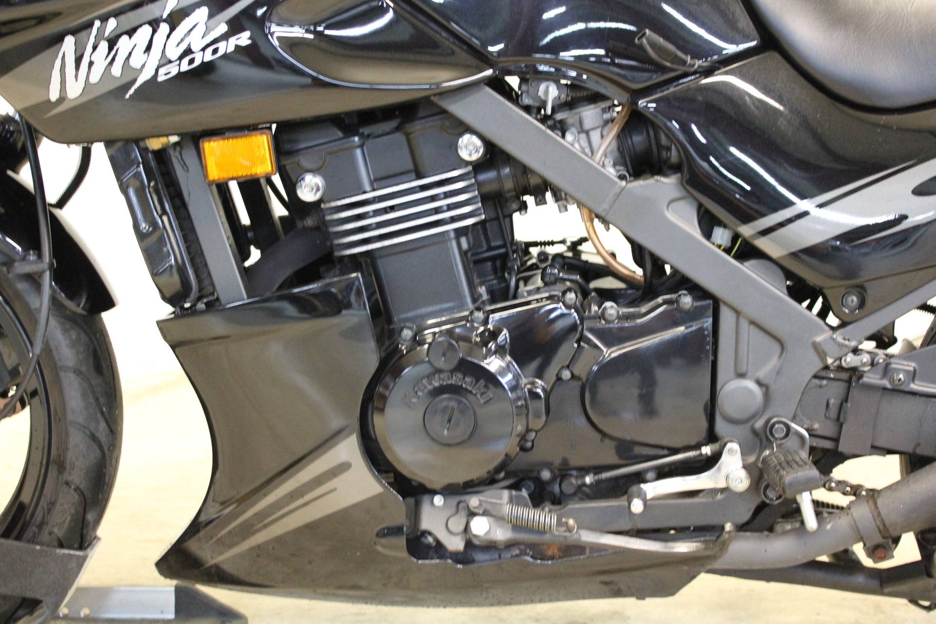 2009 Kawasaki Ninja® 500R in Pittsfield, Massachusetts - Photo 13