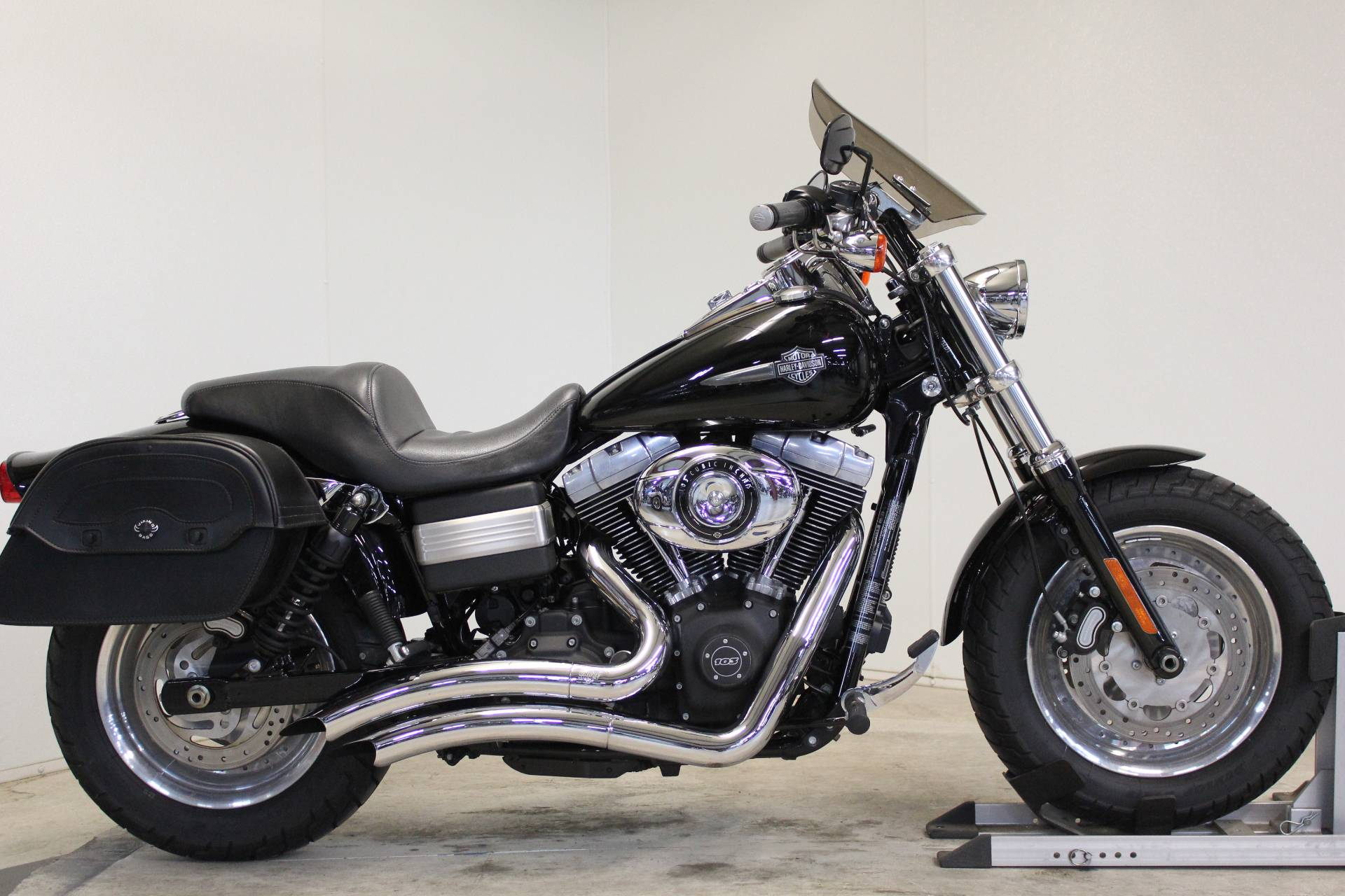 2012 Harley-Davidson Dyna® Fat Bob® in Pittsfield, Massachusetts - Photo 1