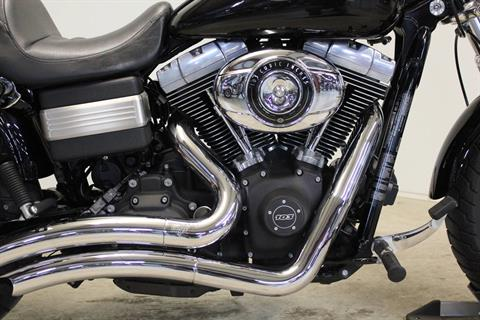 2012 Harley-Davidson Dyna® Fat Bob® in Pittsfield, Massachusetts - Photo 9