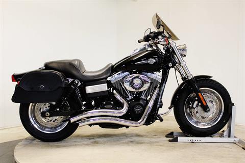 2012 Harley-Davidson Dyna® Fat Bob® in Pittsfield, Massachusetts